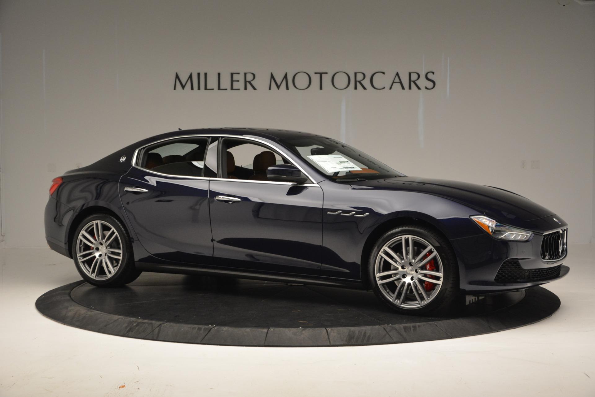 New 2017 Maserati Ghibli S Q4 For Sale In Westport, CT 571_p10