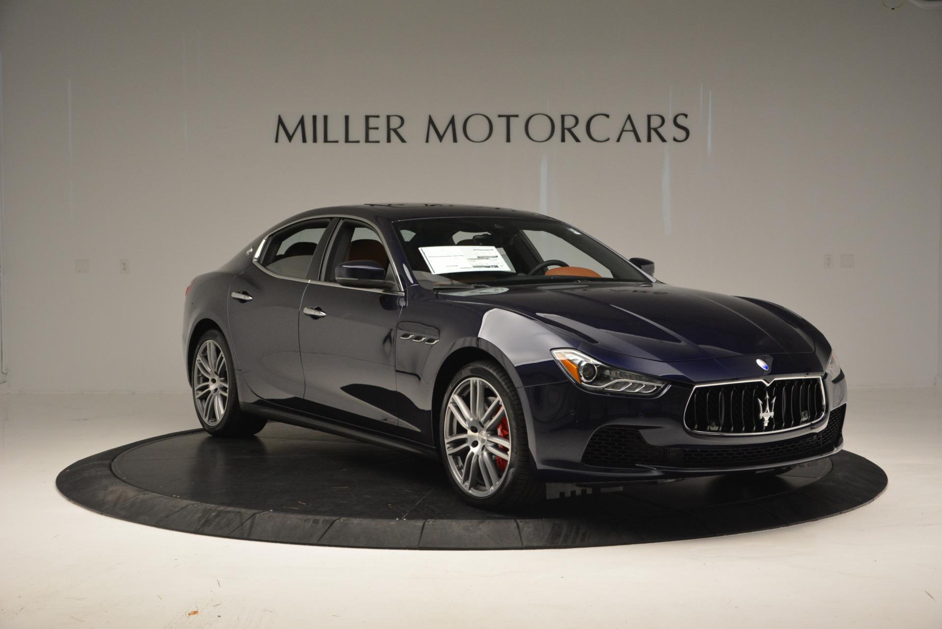 New 2017 Maserati Ghibli S Q4 For Sale In Westport, CT 571_p11