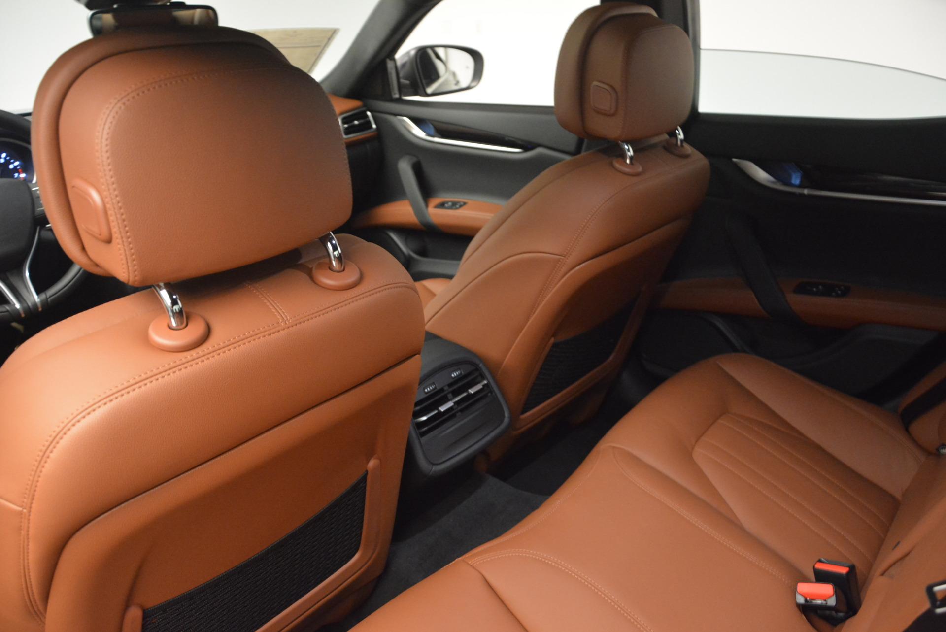 New 2017 Maserati Ghibli S Q4 For Sale In Westport, CT 571_p16