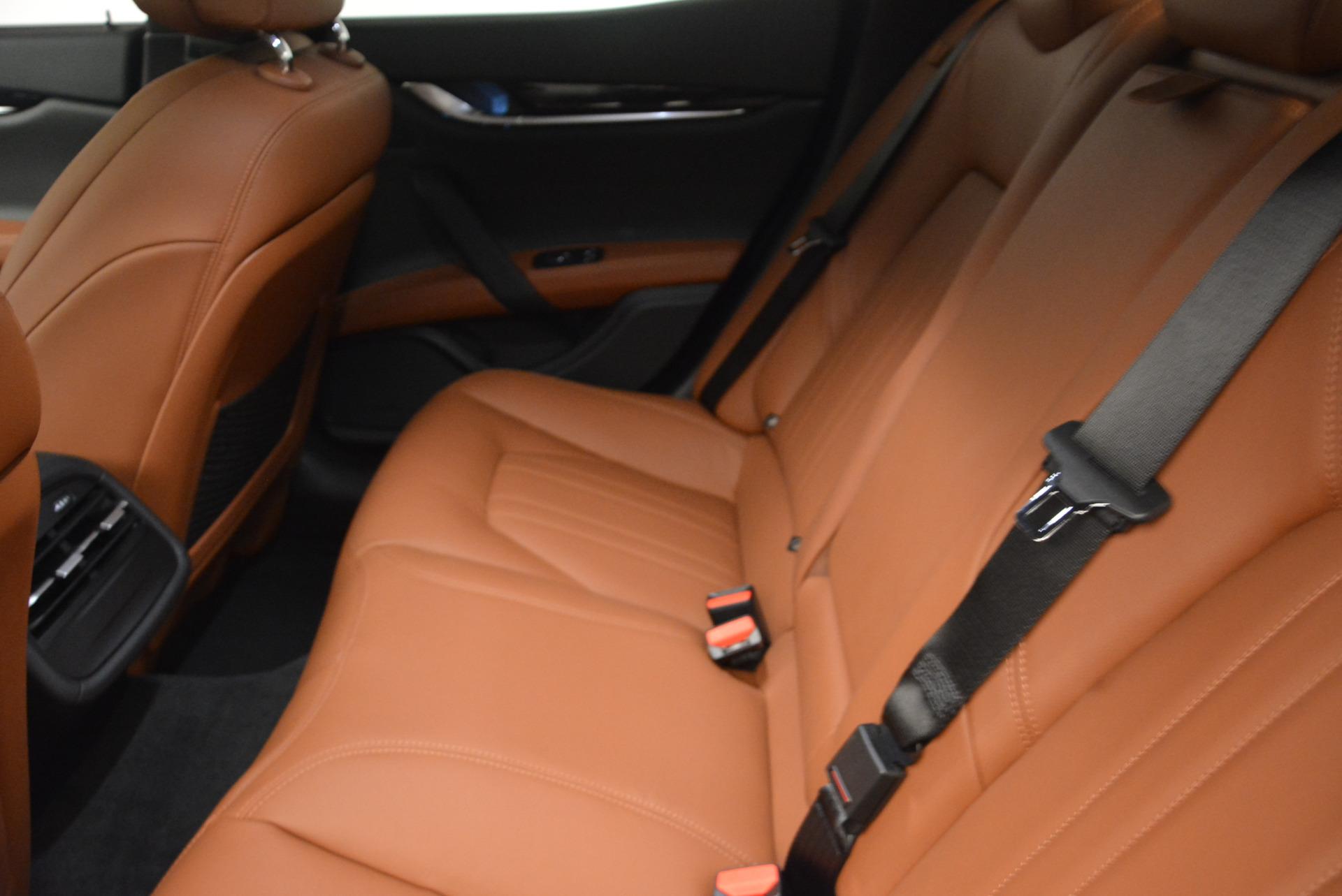 New 2017 Maserati Ghibli S Q4 For Sale In Westport, CT 571_p17