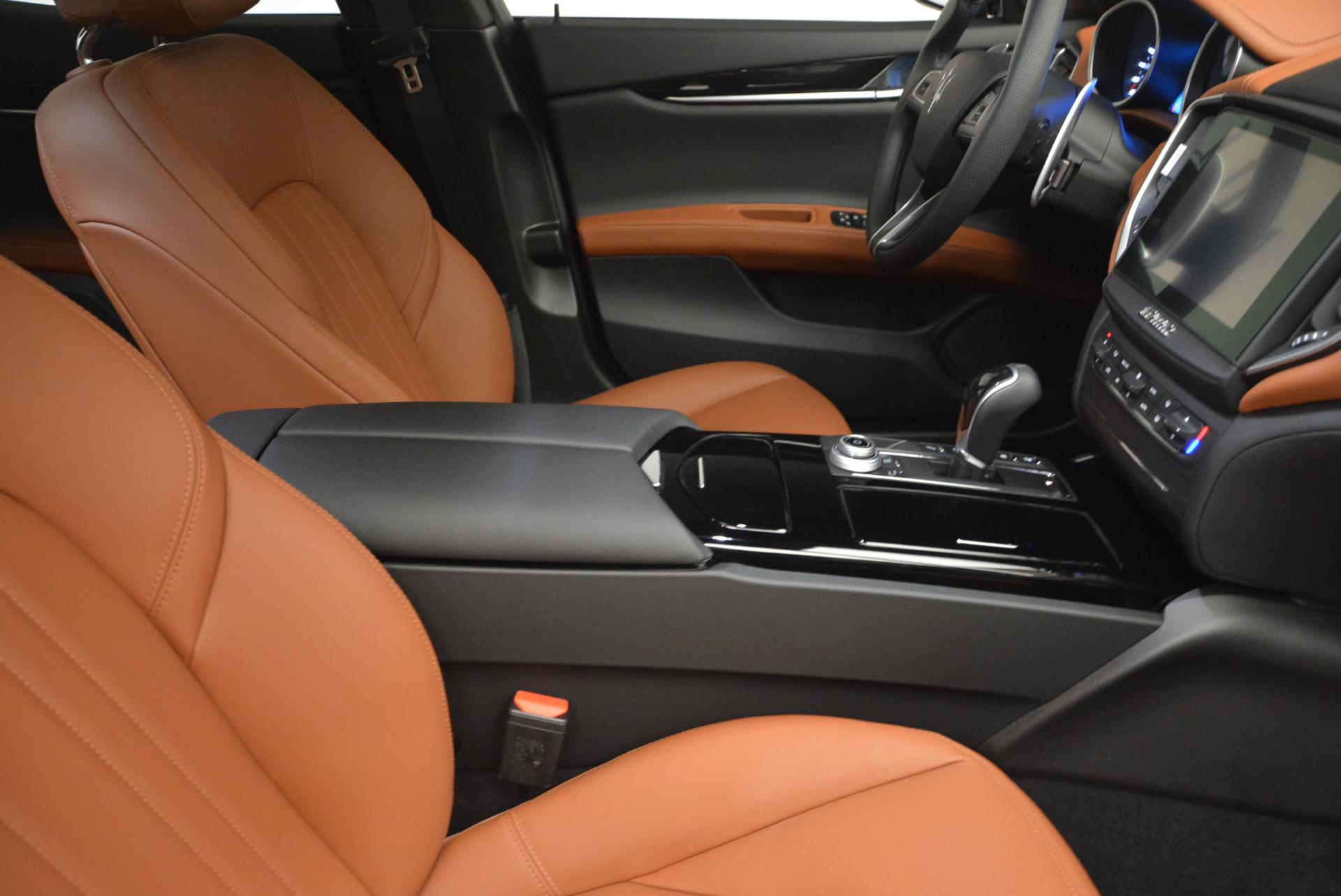 New 2017 Maserati Ghibli S Q4 For Sale In Westport, CT 571_p20