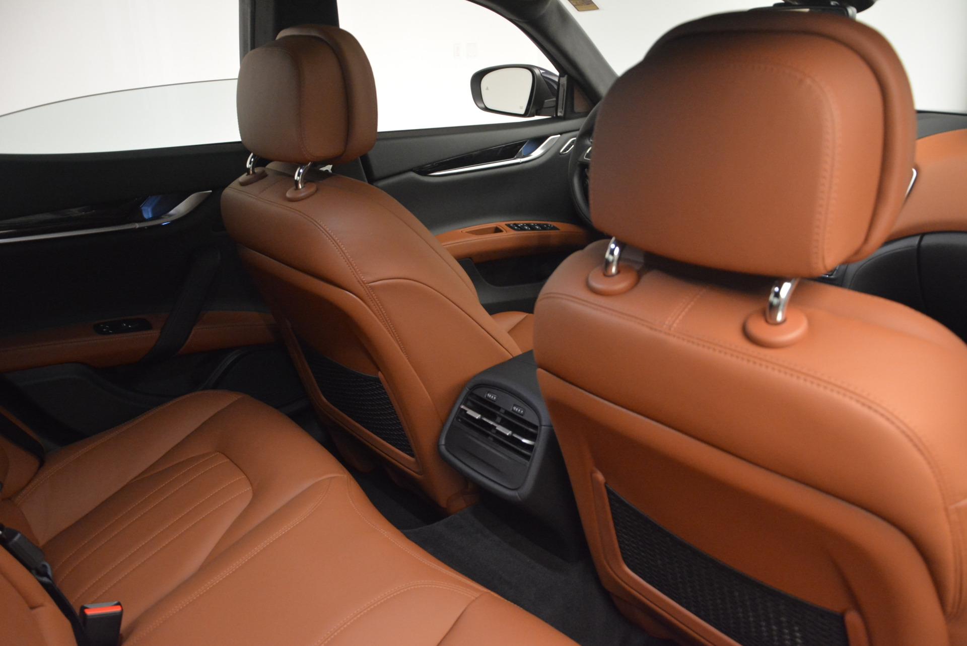 New 2017 Maserati Ghibli S Q4 For Sale In Westport, CT 571_p22
