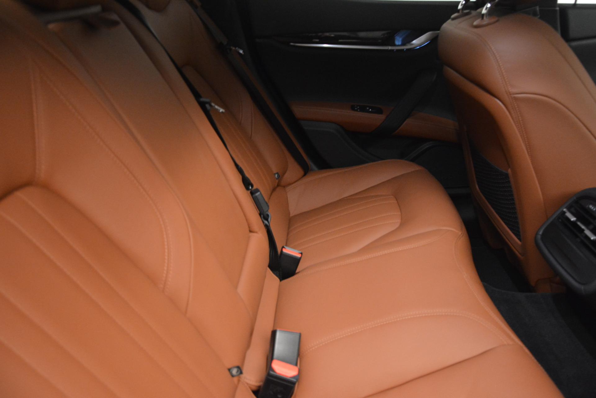 New 2017 Maserati Ghibli S Q4 For Sale In Westport, CT 571_p23