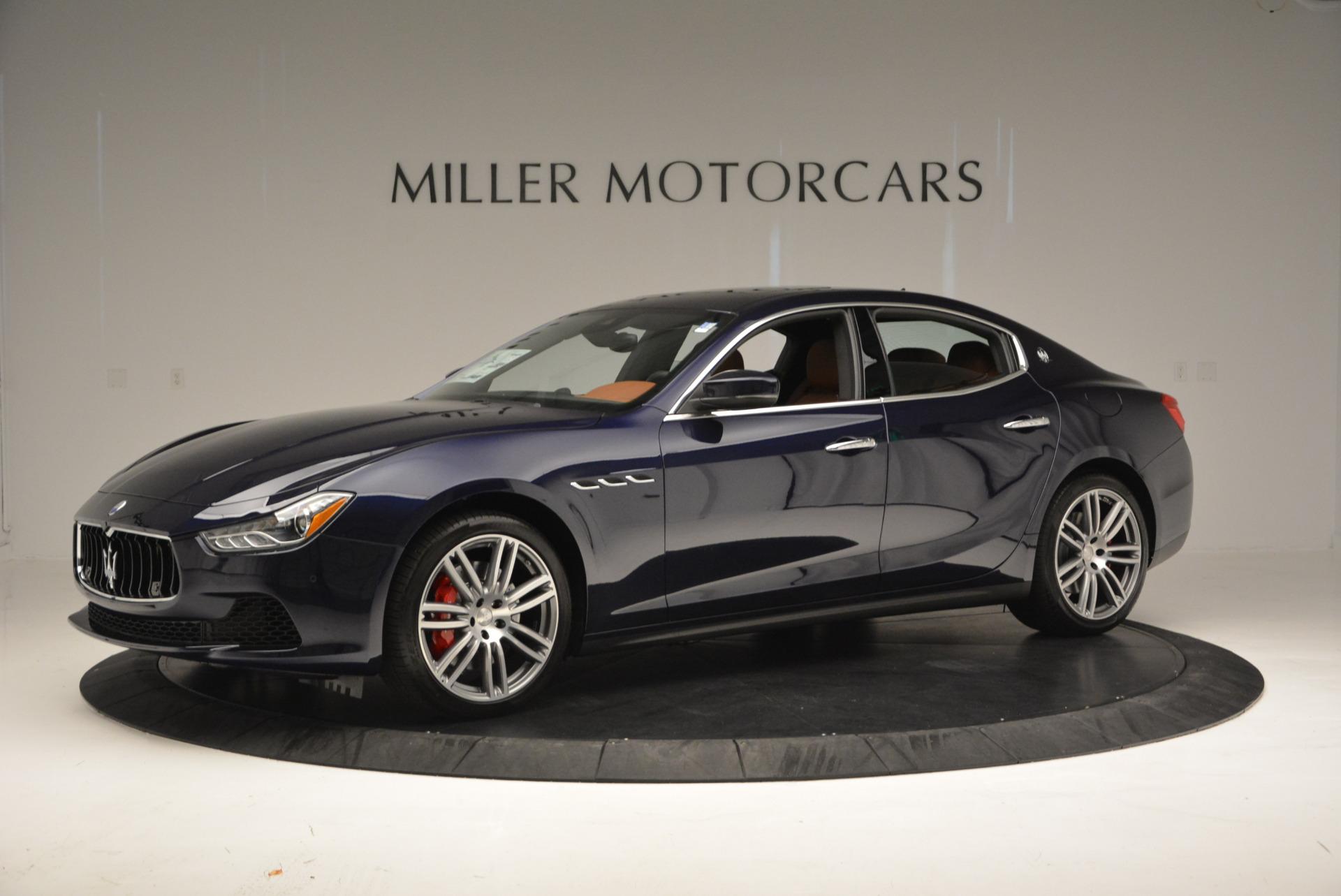 New 2017 Maserati Ghibli S Q4 For Sale In Westport, CT 571_p2