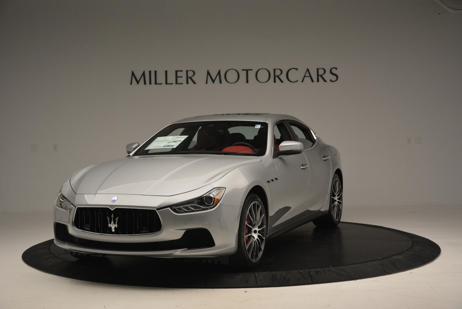 New 2017 Maserati Ghibli S Q4 For Sale In Westport, CT 572_main