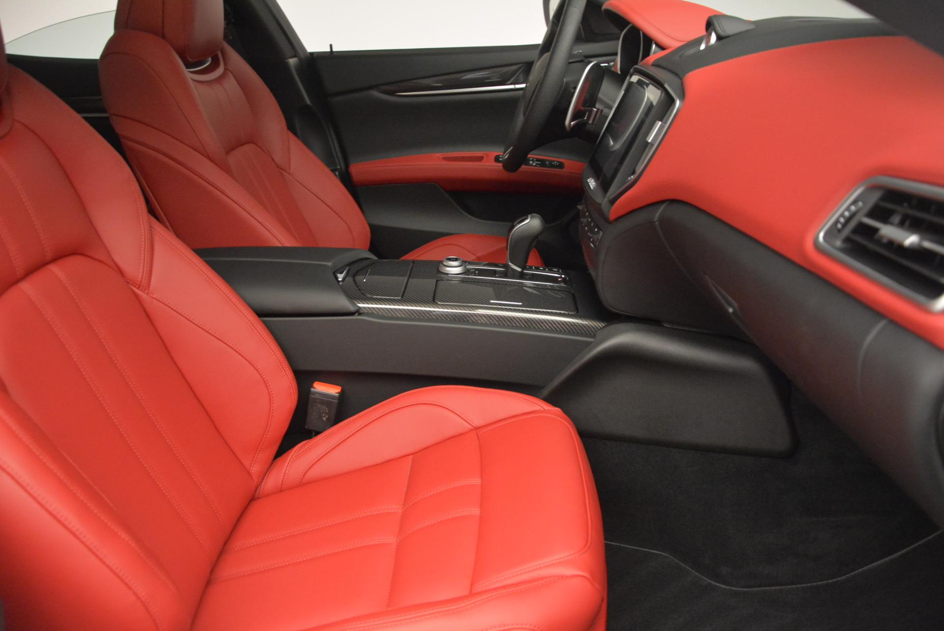 New 2017 Maserati Ghibli S Q4 For Sale In Westport, CT 572_p20