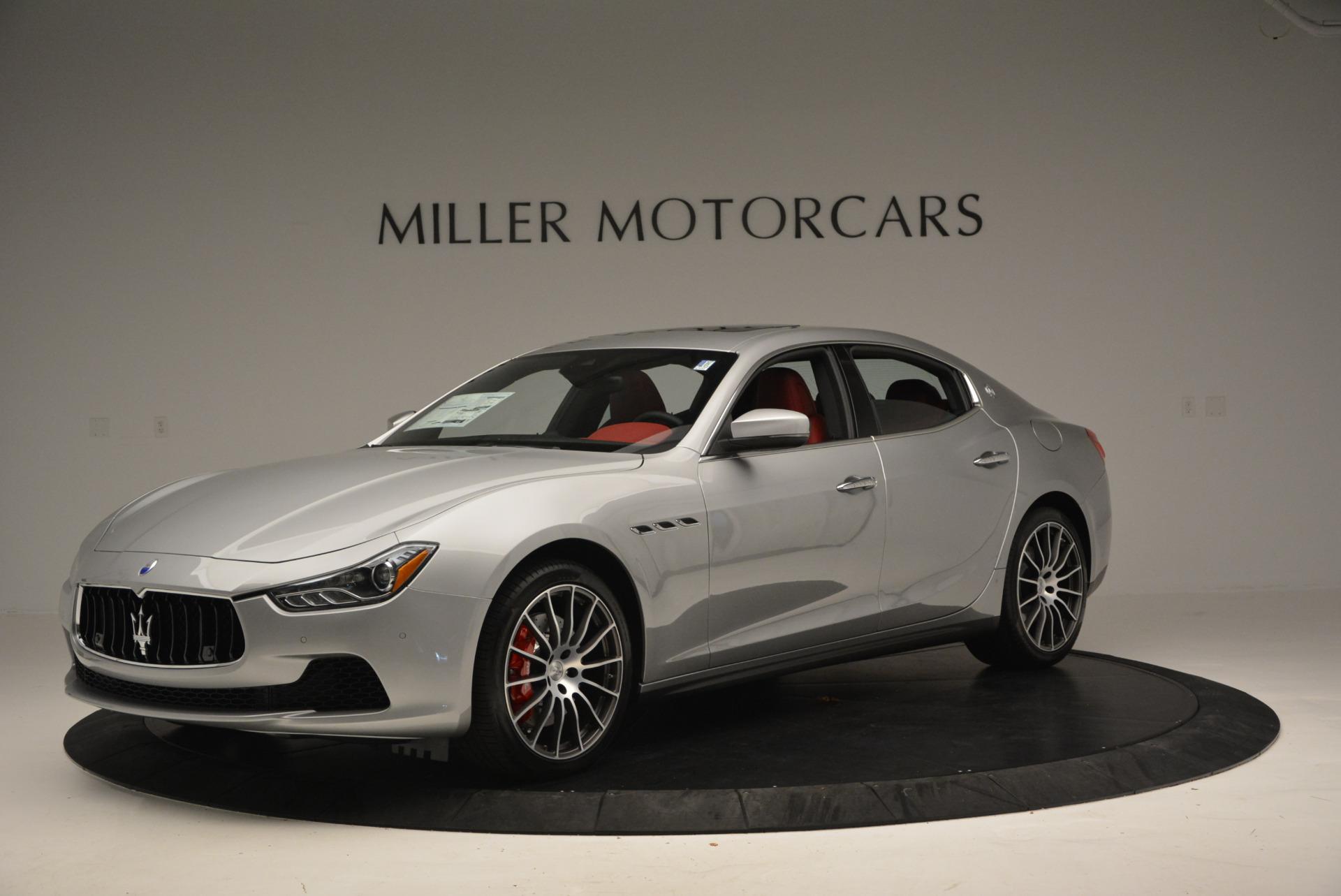 New 2017 Maserati Ghibli S Q4 For Sale In Westport, CT 572_p2