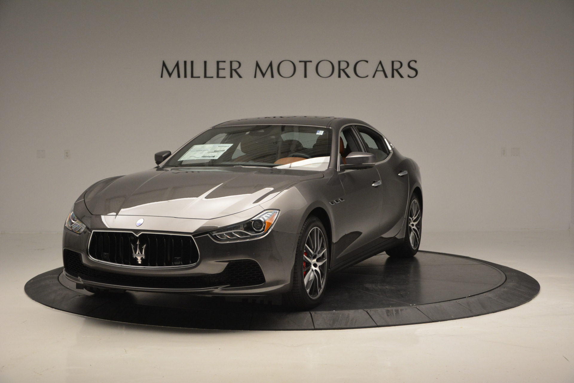 New 2017 Maserati Ghibli S Q4 For Sale In Westport, CT 574_main
