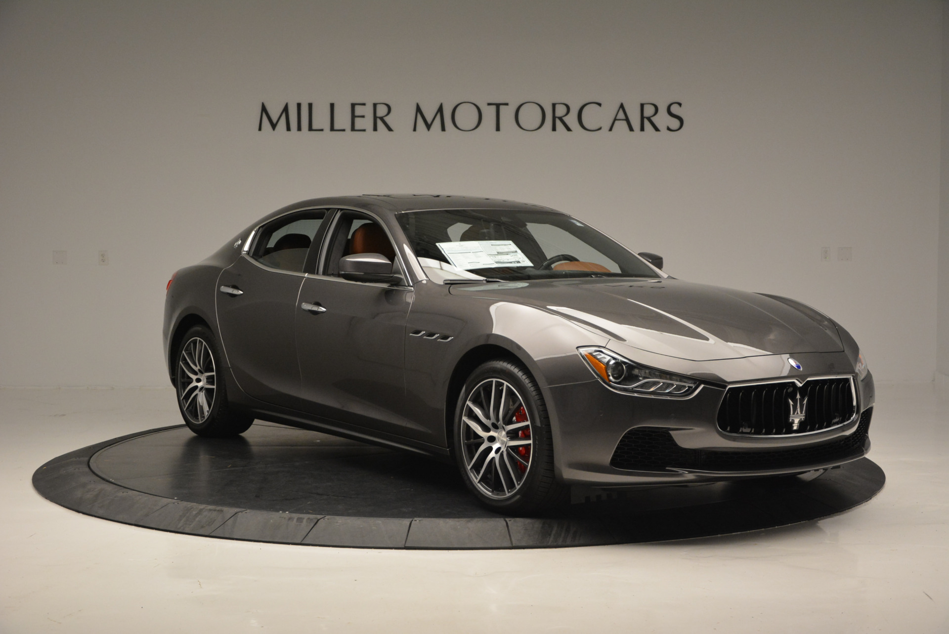 New 2017 Maserati Ghibli S Q4 For Sale In Westport, CT 574_p11