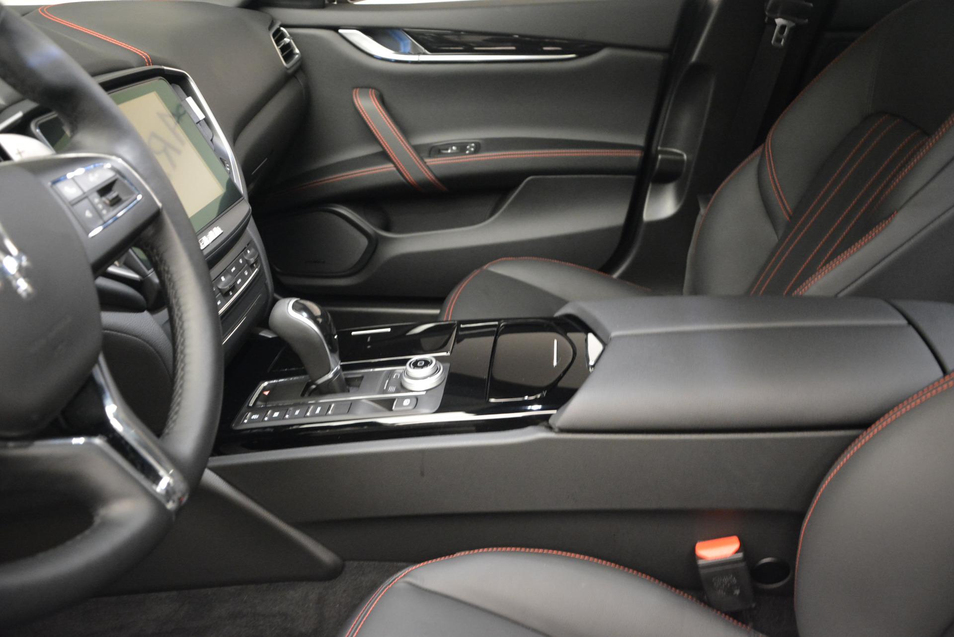 New 2017 Maserati Ghibli S Q4 For Sale In Westport, CT 575_p14