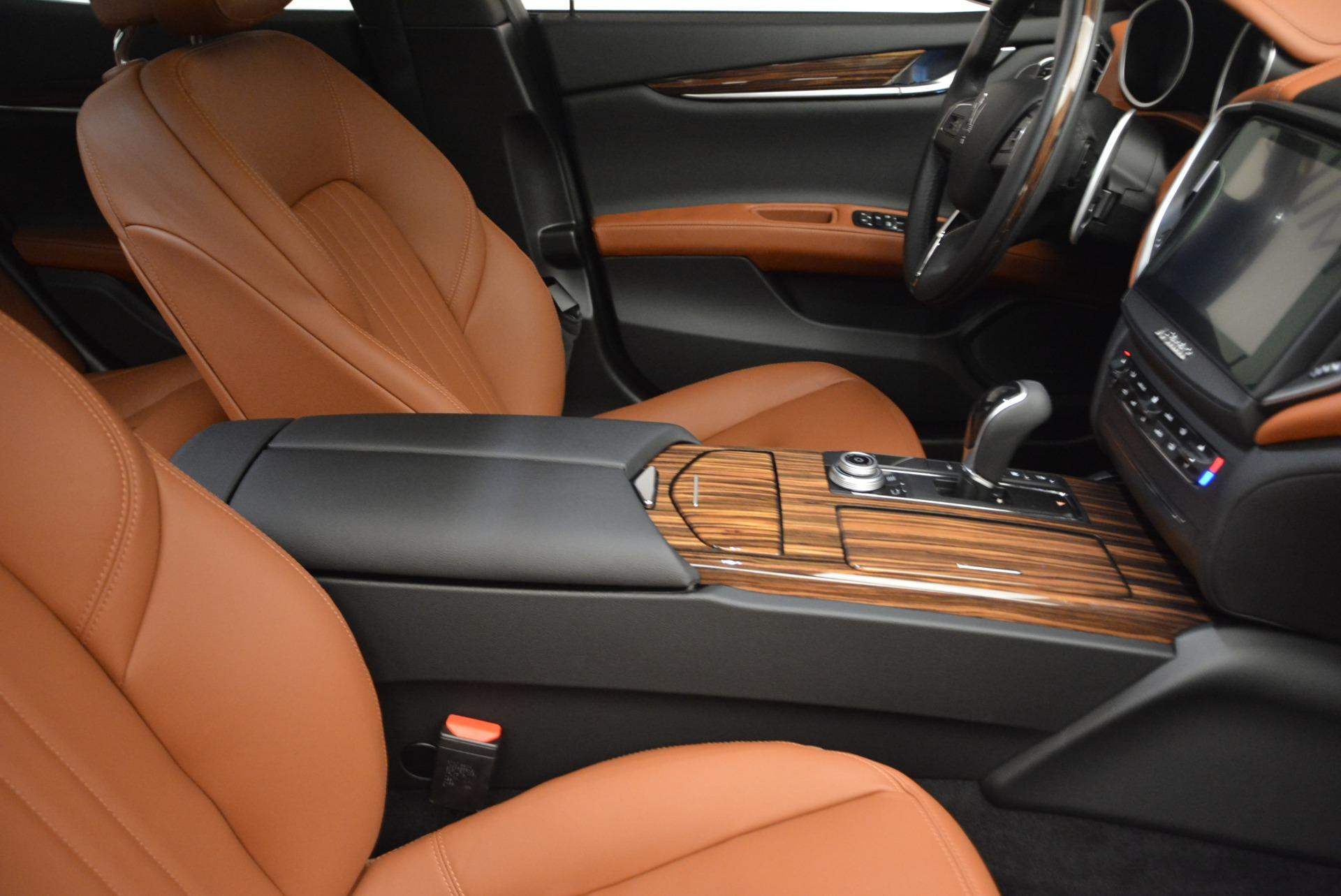 New 2017 Maserati Ghibli S Q4 For Sale In Westport, CT 577_p21