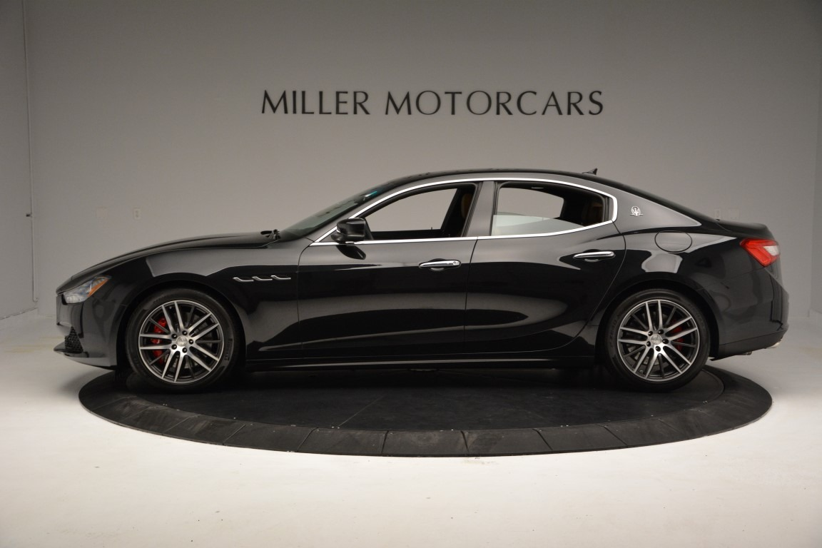 New 2017 Maserati Ghibli S Q4 For Sale In Westport, CT 577_p3