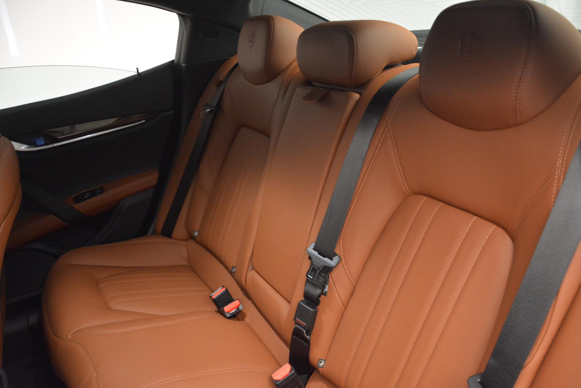 New 2017 Maserati Ghibli S Q4 For Sale In Westport, CT 579_p18
