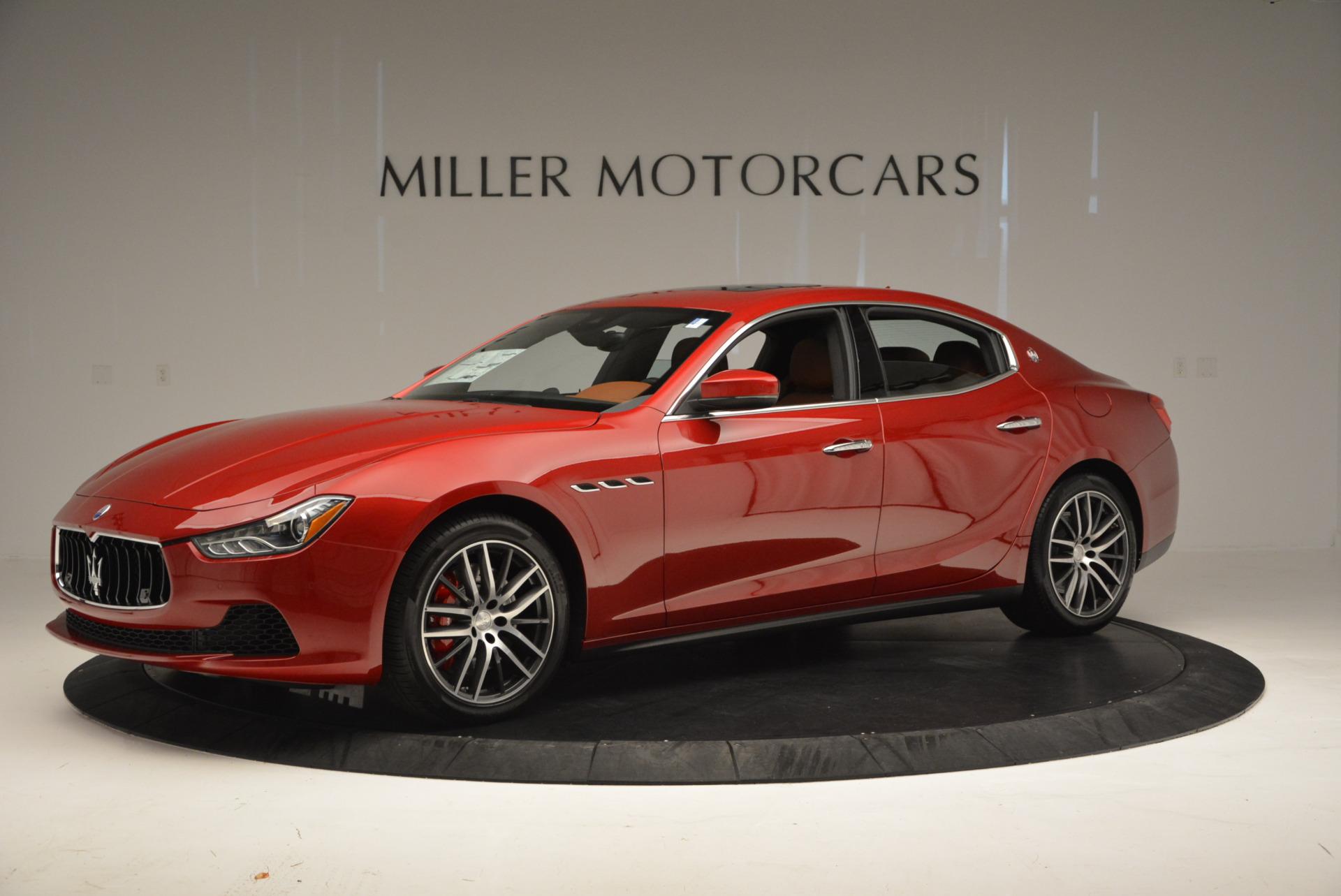 New 2017 Maserati Ghibli S Q4 For Sale In Westport, CT 579_p2