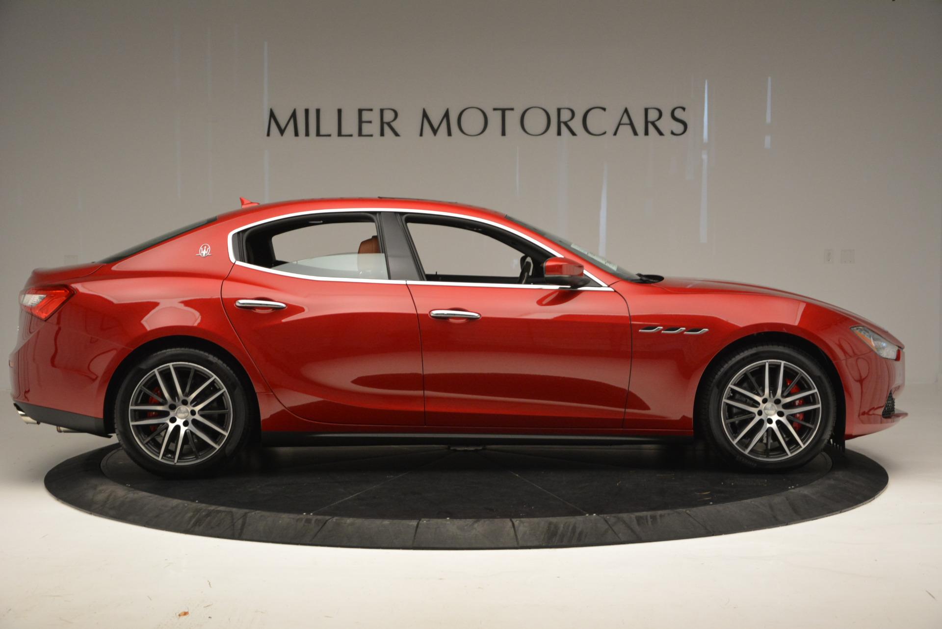 New 2017 Maserati Ghibli S Q4 For Sale In Westport, CT 579_p9