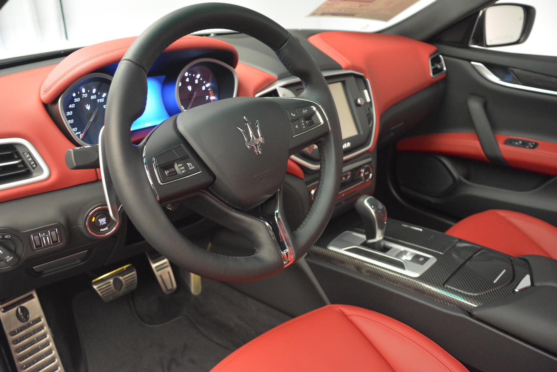 New 2016 Maserati Ghibli S Q4 For Sale In Westport, CT 58_p15