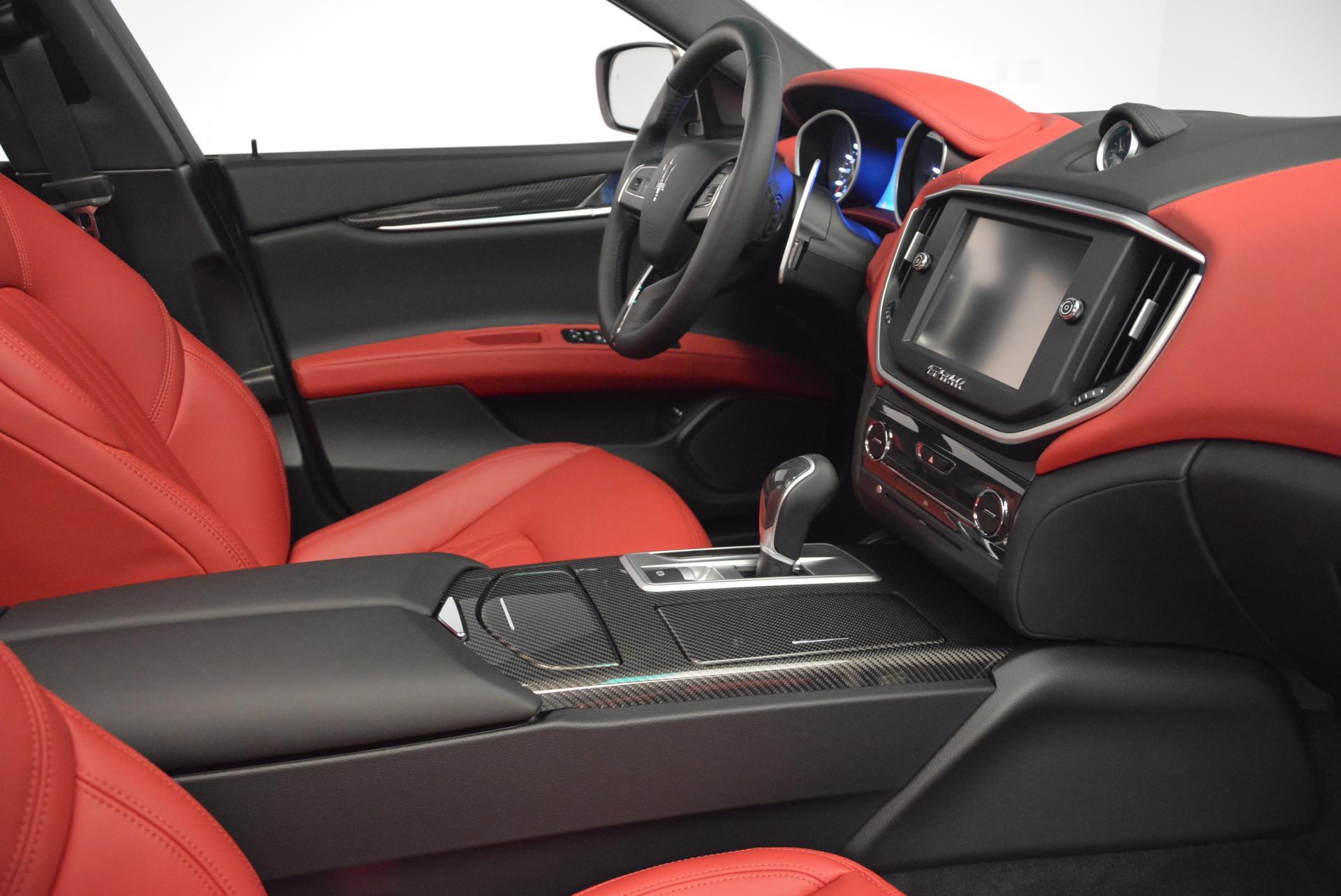 New 2016 Maserati Ghibli S Q4 For Sale In Westport, CT 58_p18