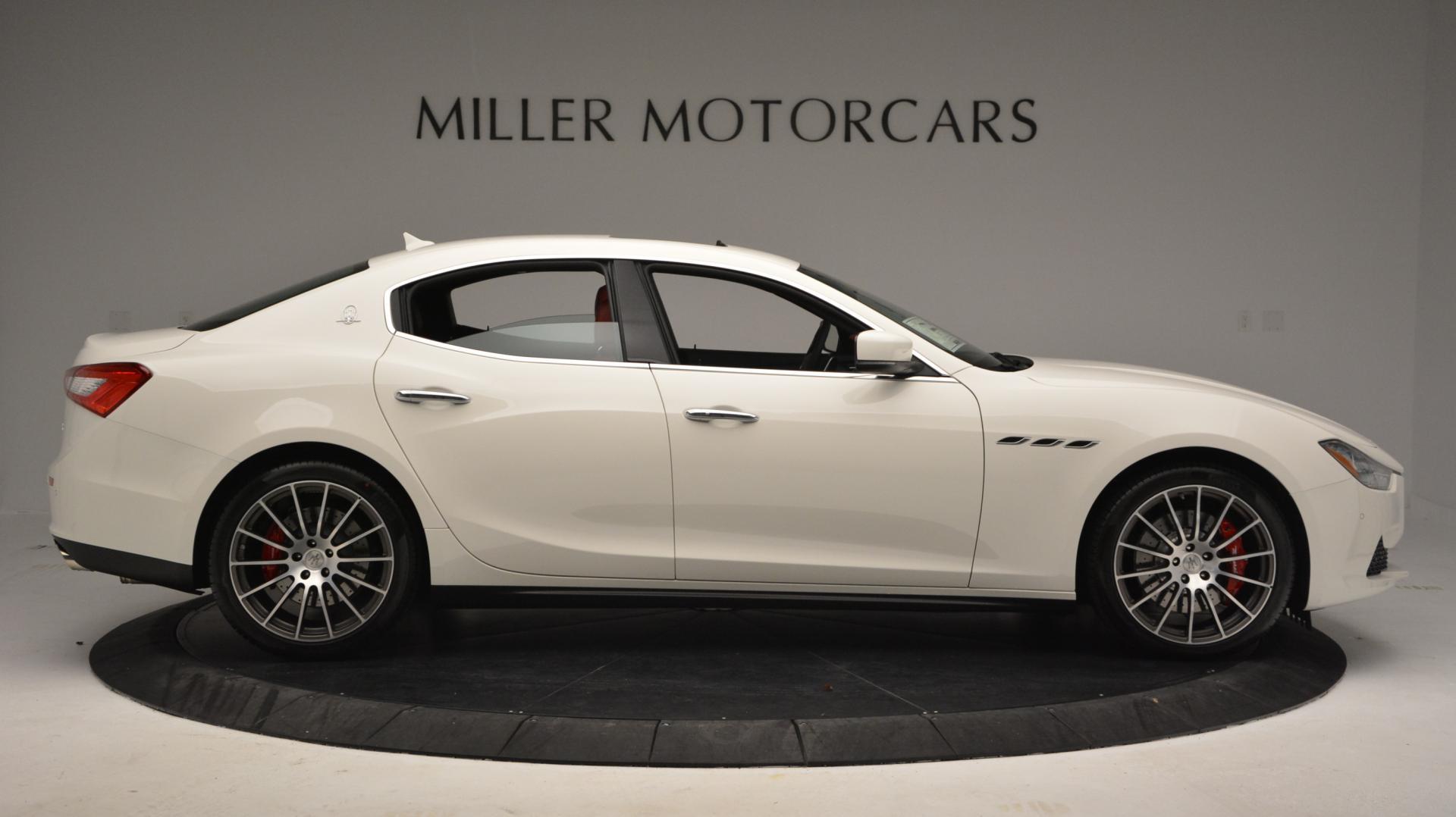New 2016 Maserati Ghibli S Q4 For Sale In Westport, CT 58_p9