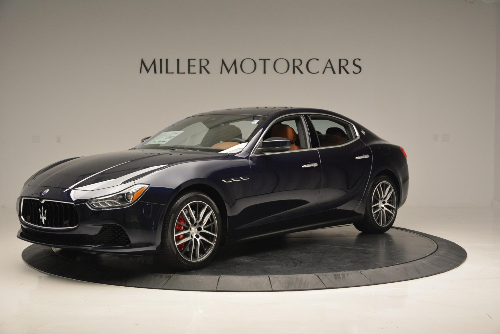 New 2017 Maserati Ghibli S Q4 For Sale In Westport, CT 580_p2