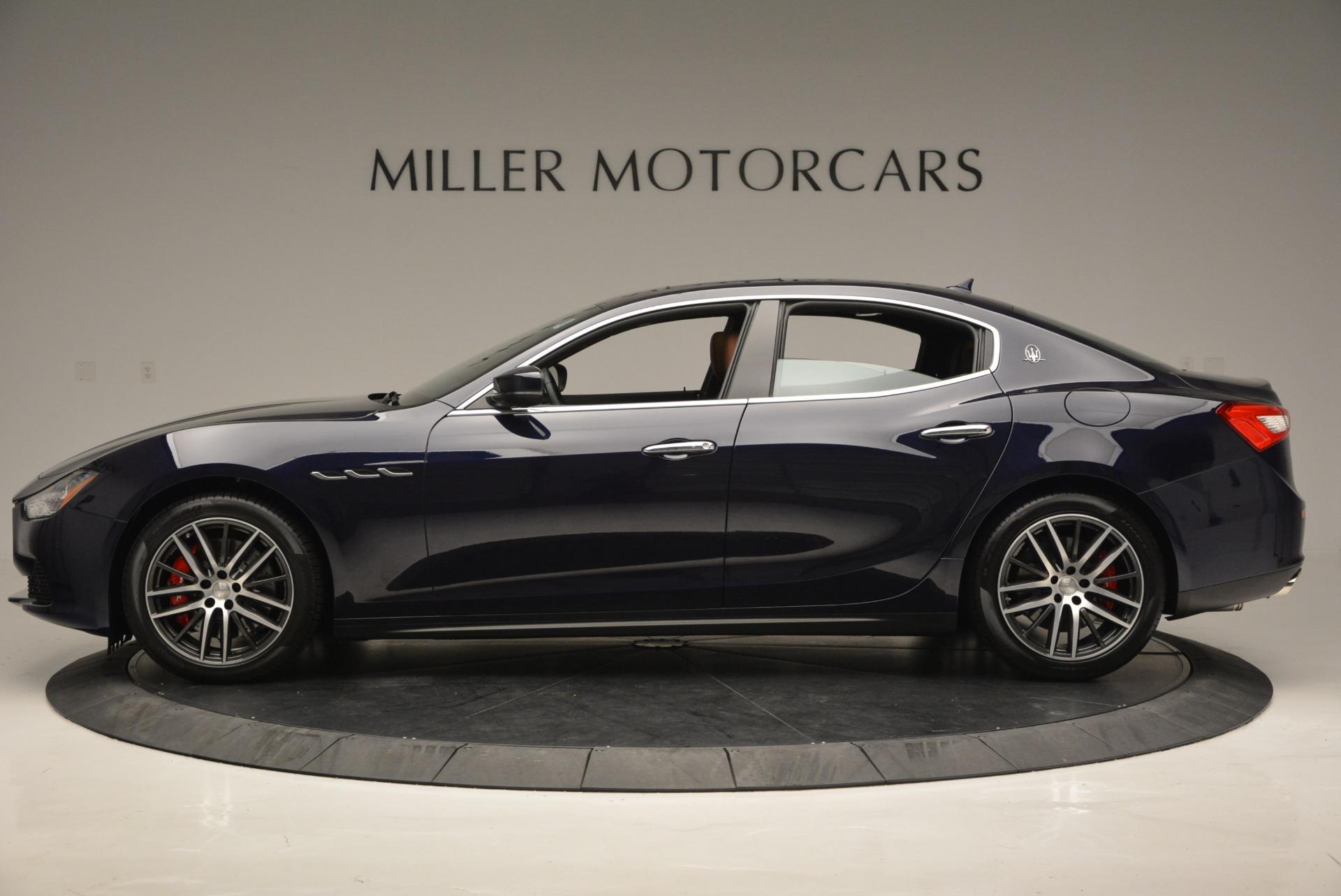 New 2017 Maserati Ghibli S Q4 For Sale In Westport, CT 580_p3
