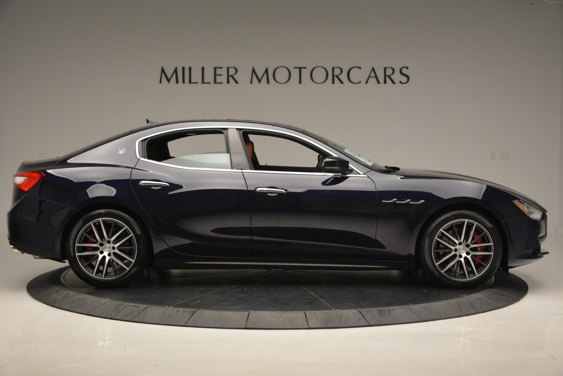 New 2017 Maserati Ghibli S Q4 For Sale In Westport, CT 580_p9