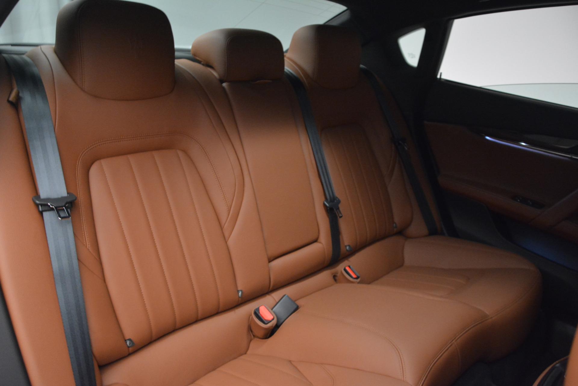 New 2017 Maserati Quattroporte S Q4 For Sale In Westport, CT 581_p25