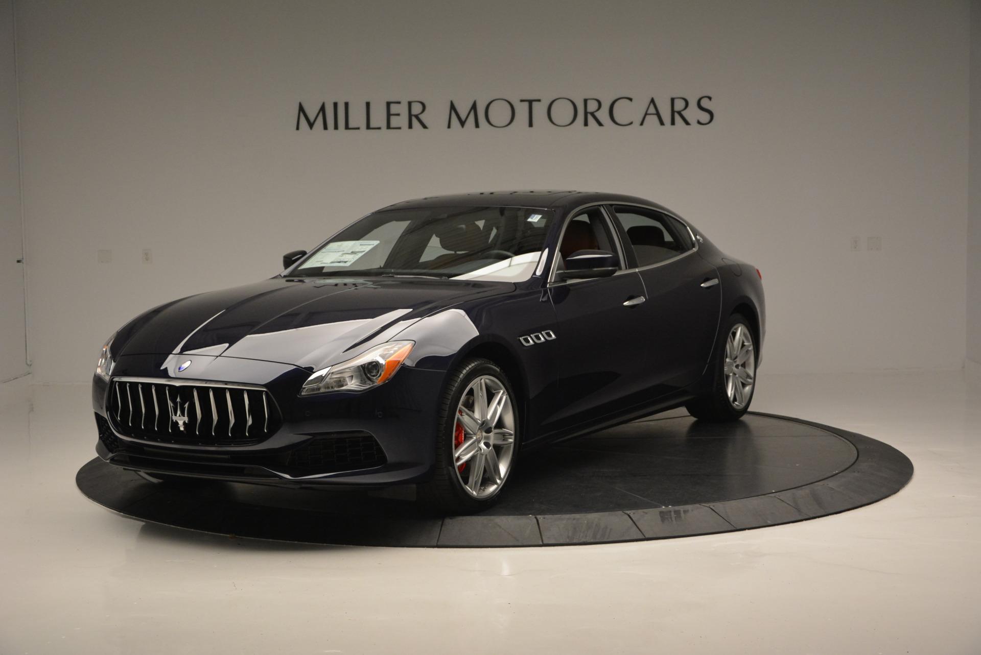 New 2017 Maserati Quattroporte S Q4 For Sale In Westport, CT 583_main