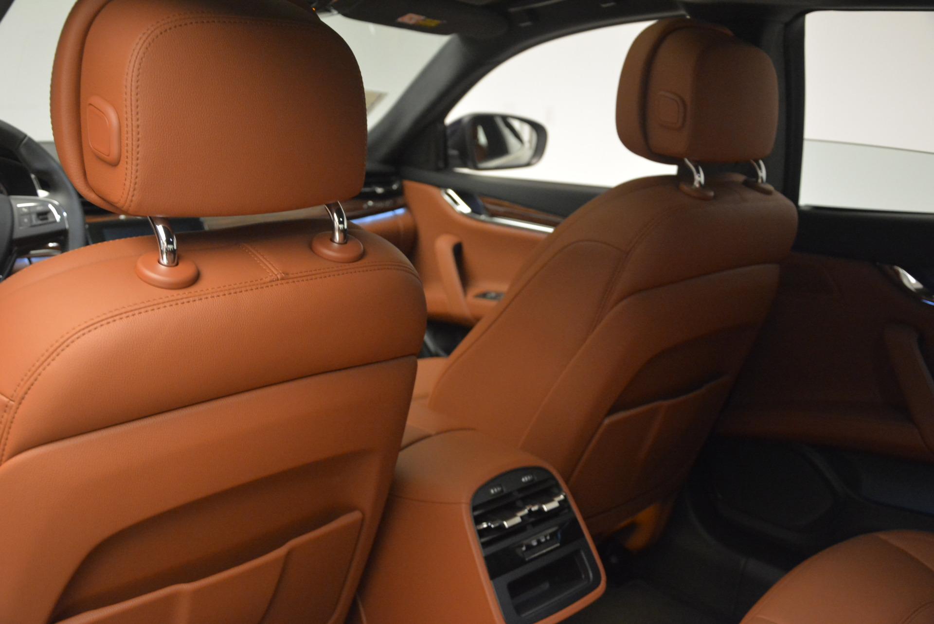 New 2017 Maserati Quattroporte S Q4 For Sale In Westport, CT 583_p16