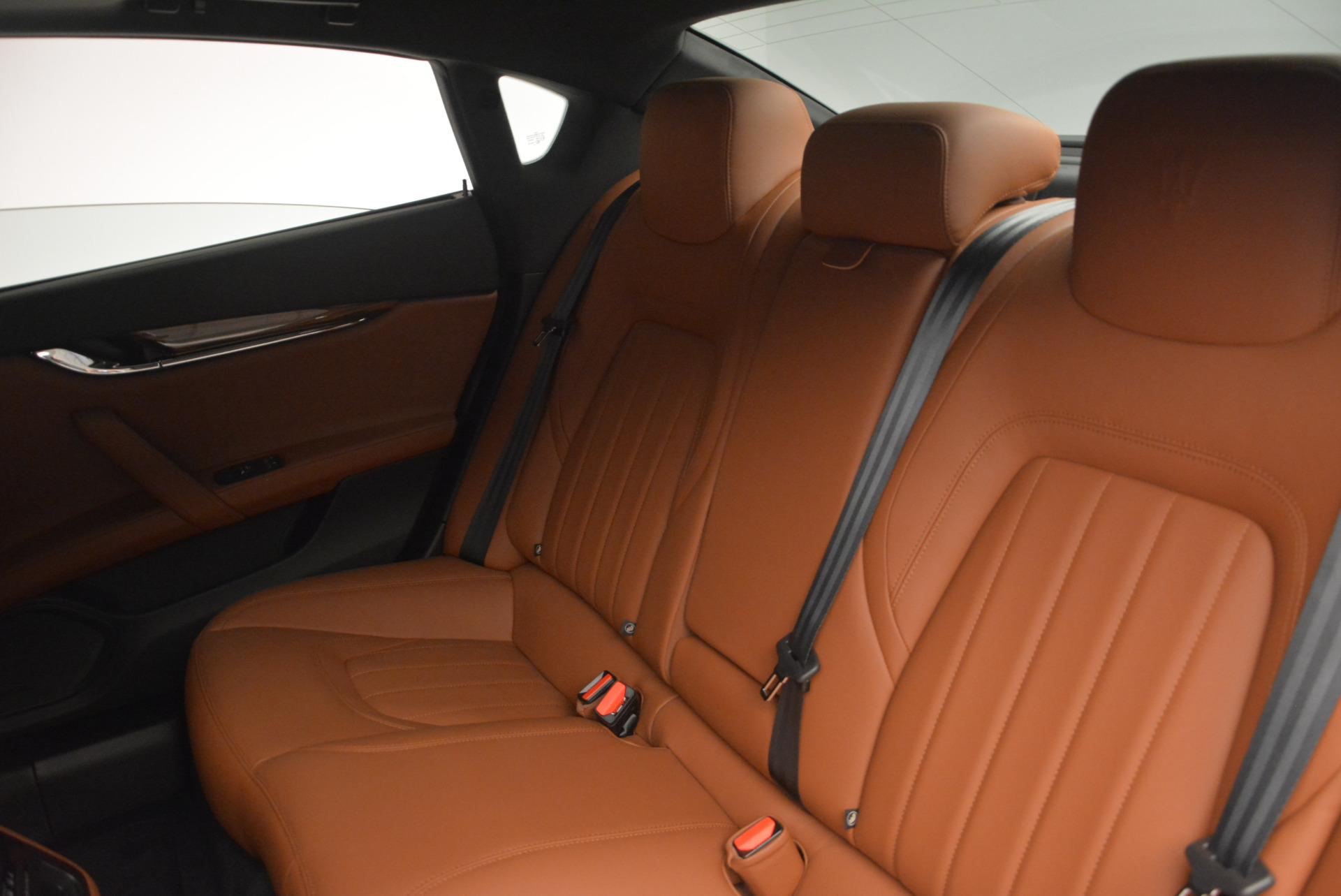 New 2017 Maserati Quattroporte S Q4 For Sale In Westport, CT 583_p18