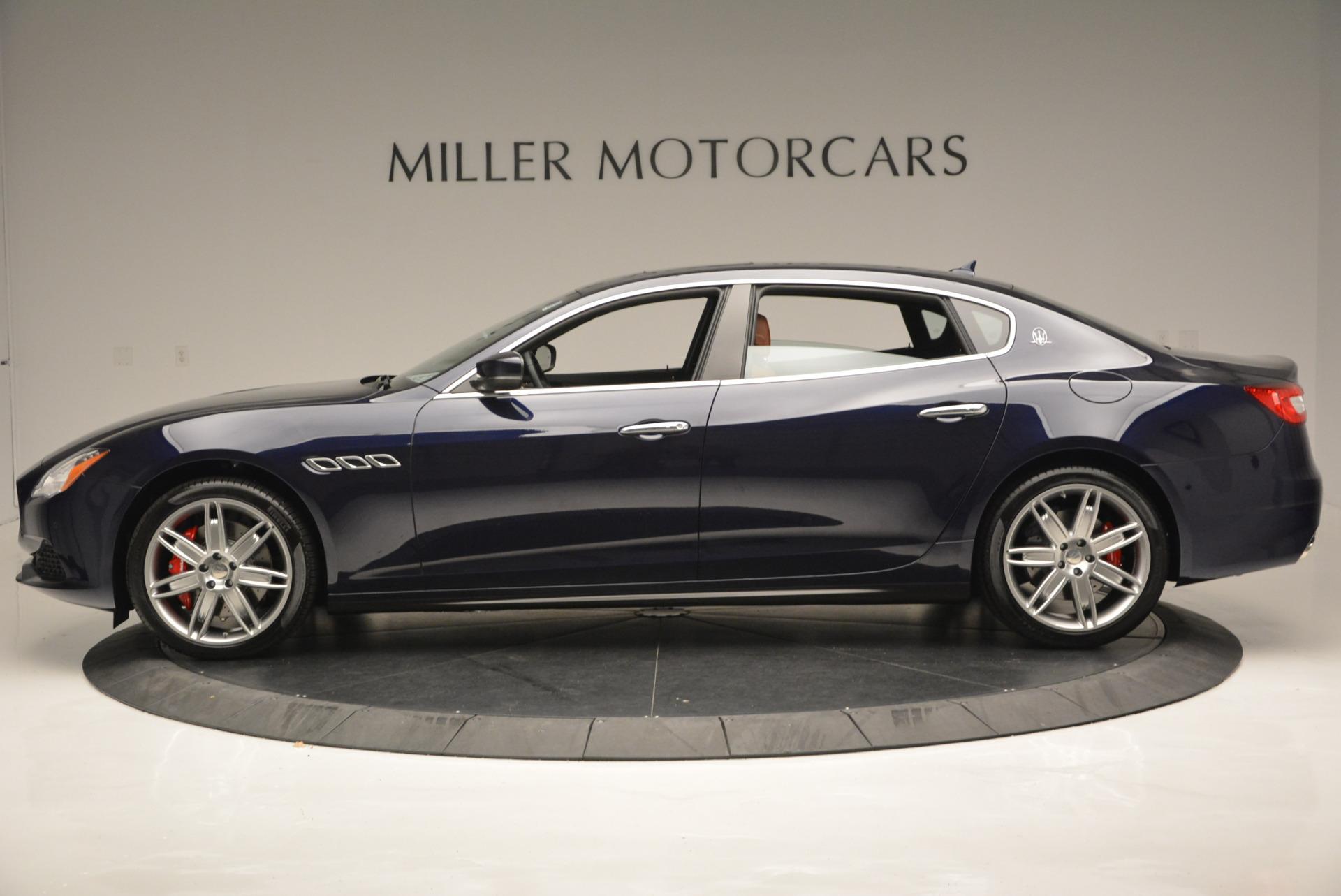 New 2017 Maserati Quattroporte S Q4 For Sale In Westport, CT 583_p3