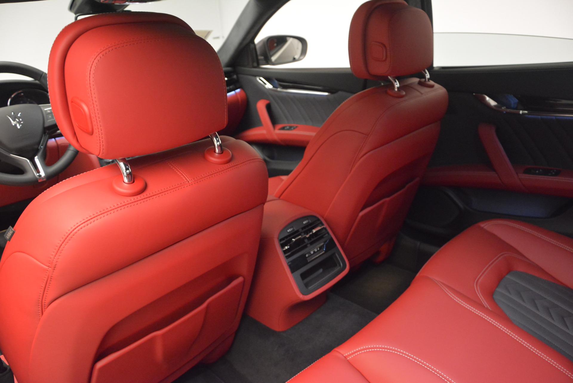 New 2017 Maserati Quattroporte S Q4 GranLusso For Sale In Westport, CT 585_p18