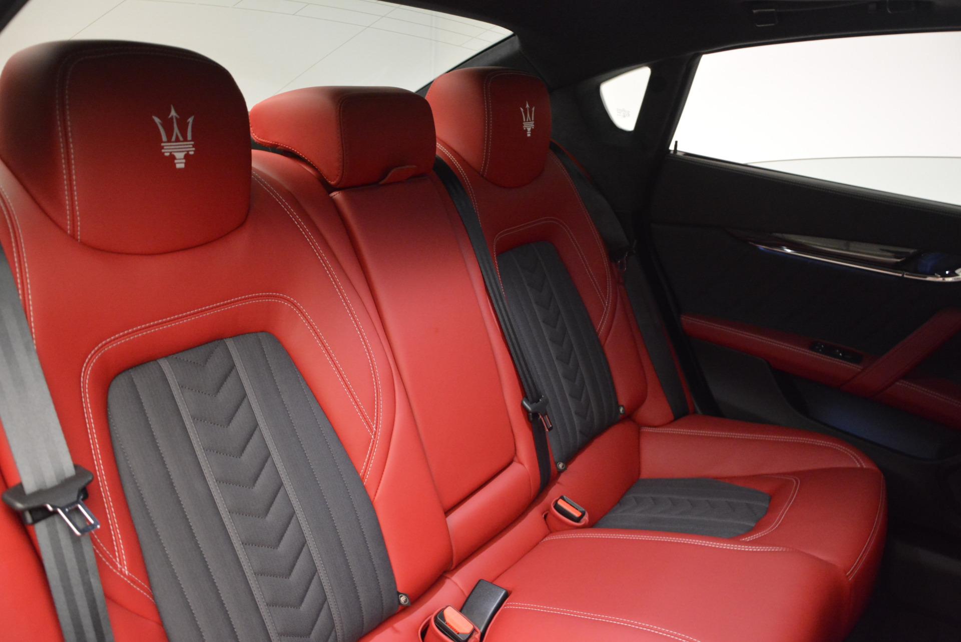 New 2017 Maserati Quattroporte S Q4 GranLusso For Sale In Westport, CT 585_p30