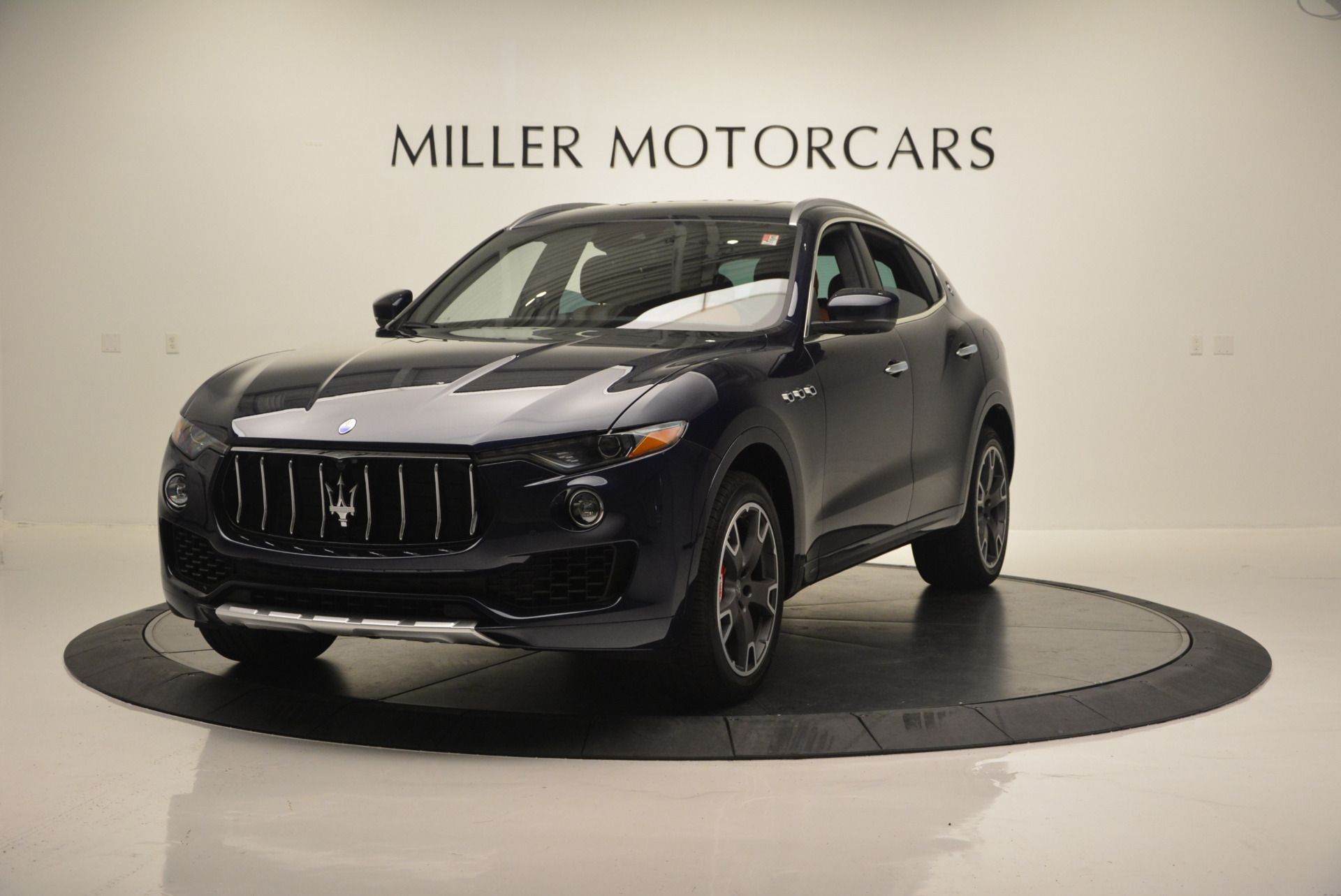 New 2017 Maserati Levante S For Sale In Westport, CT 586_main