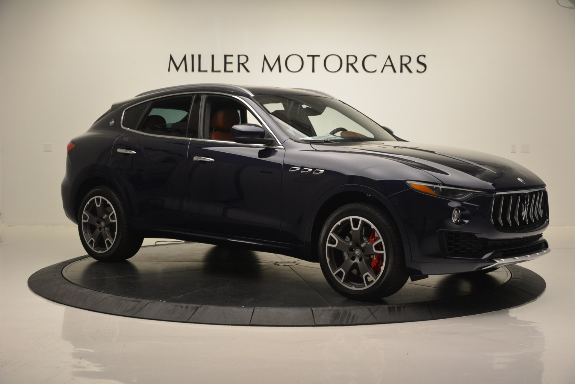 New 2017 Maserati Levante S For Sale In Westport, CT 586_p11