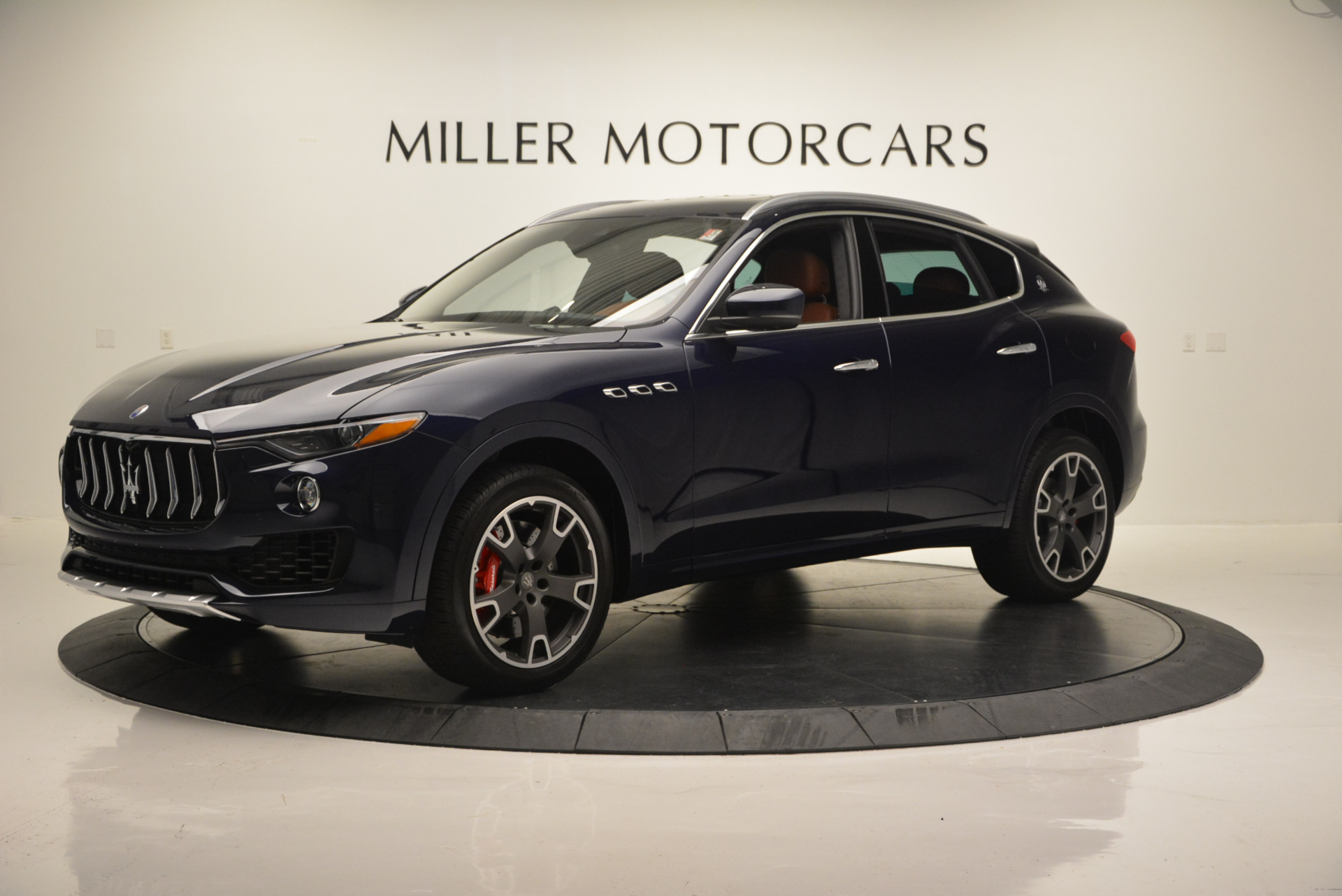 New 2017 Maserati Levante S For Sale In Westport, CT 586_p2