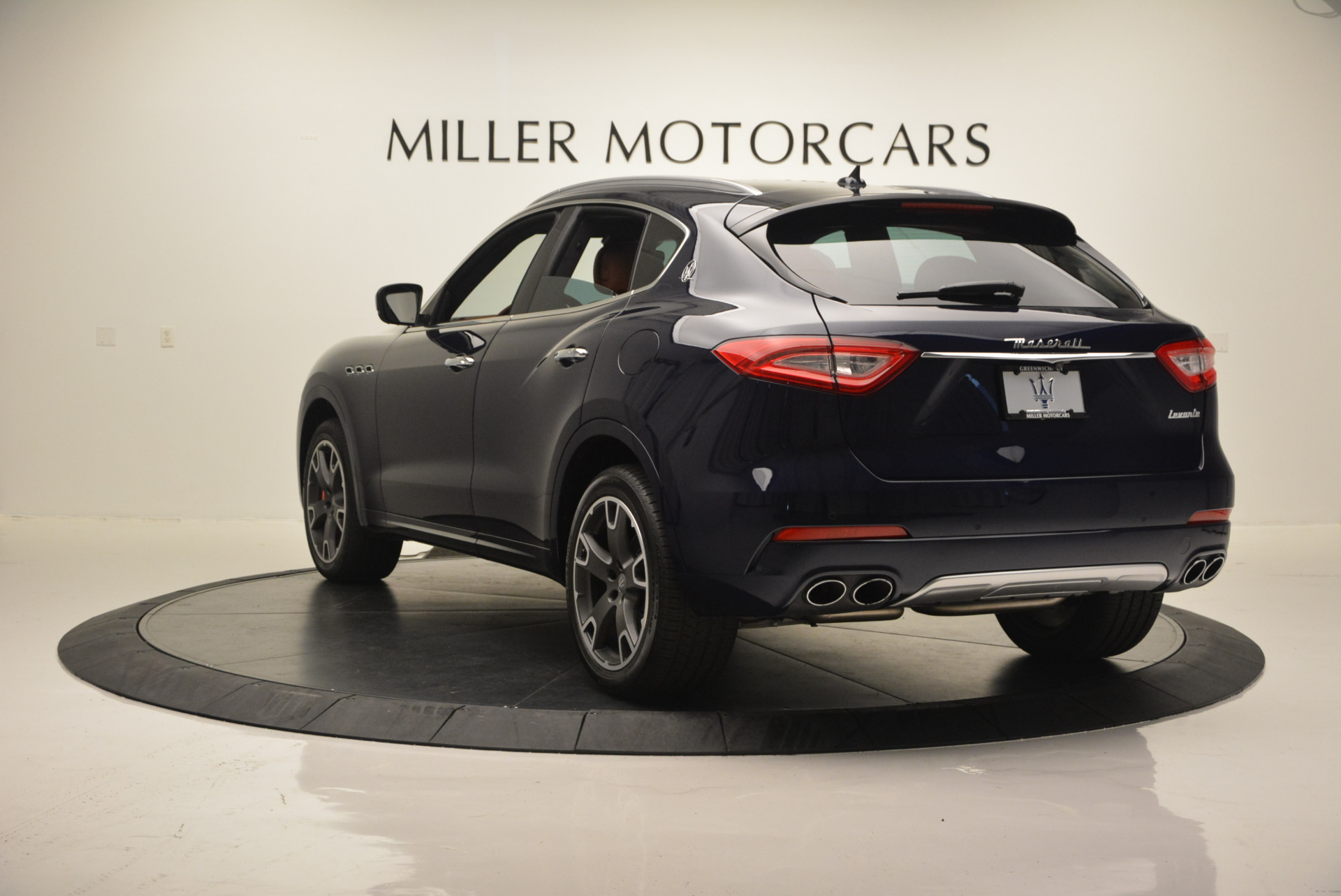 New 2017 Maserati Levante S For Sale In Westport, CT 586_p3