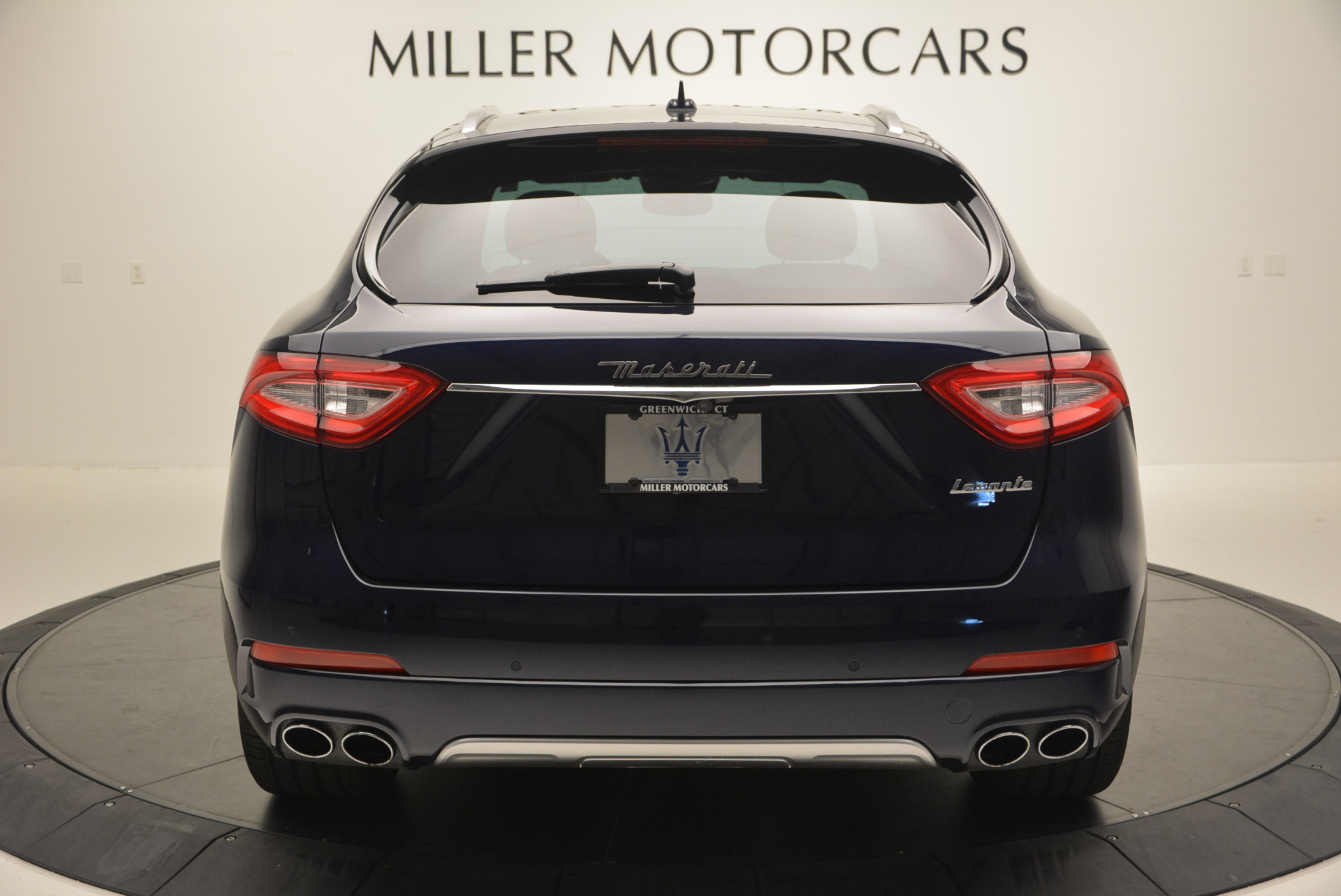 New 2017 Maserati Levante S For Sale In Westport, CT 586_p5