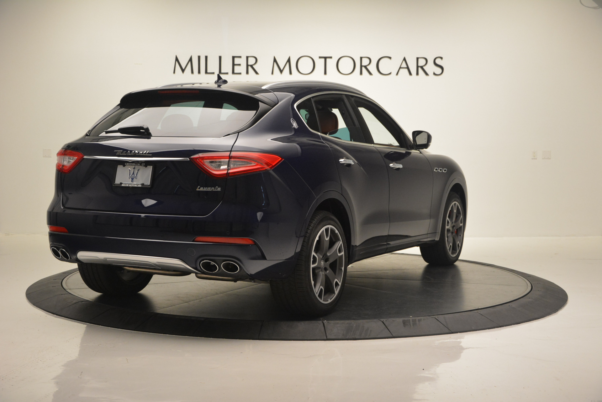New 2017 Maserati Levante S For Sale In Westport, CT 586_p8