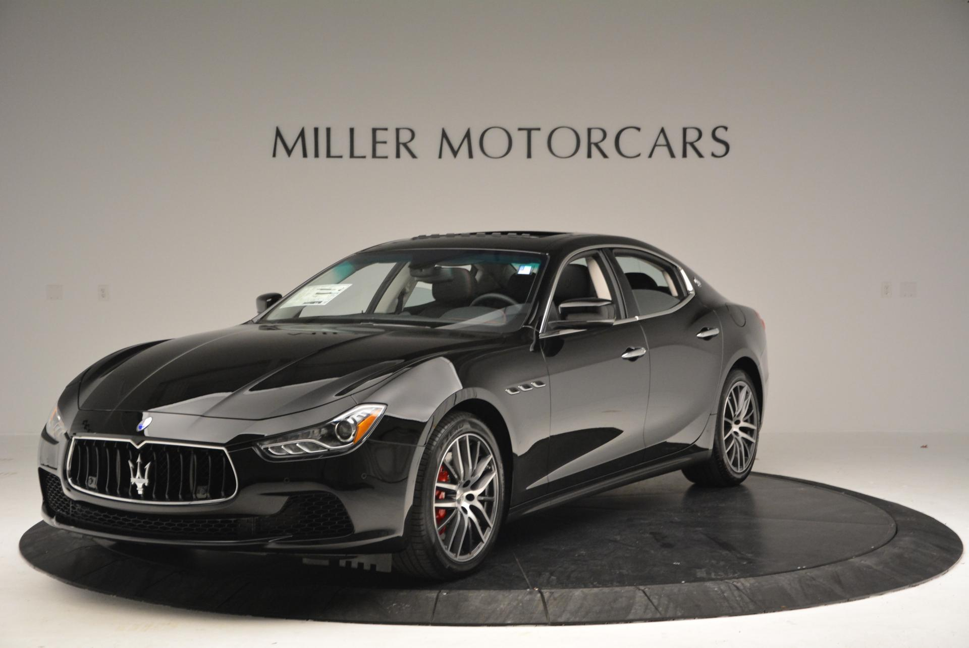 Used 2016 Maserati Ghibli S Q4 For Sale In Westport, CT 59_p24