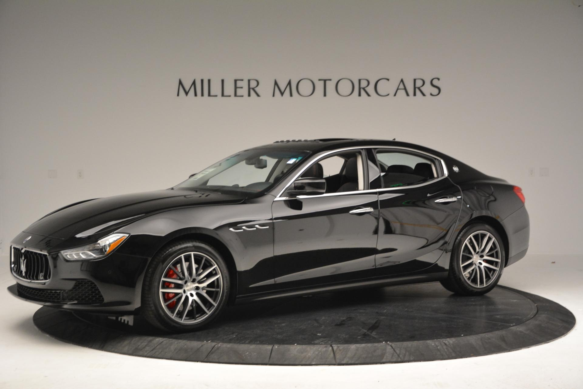 Used 2016 Maserati Ghibli S Q4 For Sale In Westport, CT 59_p2