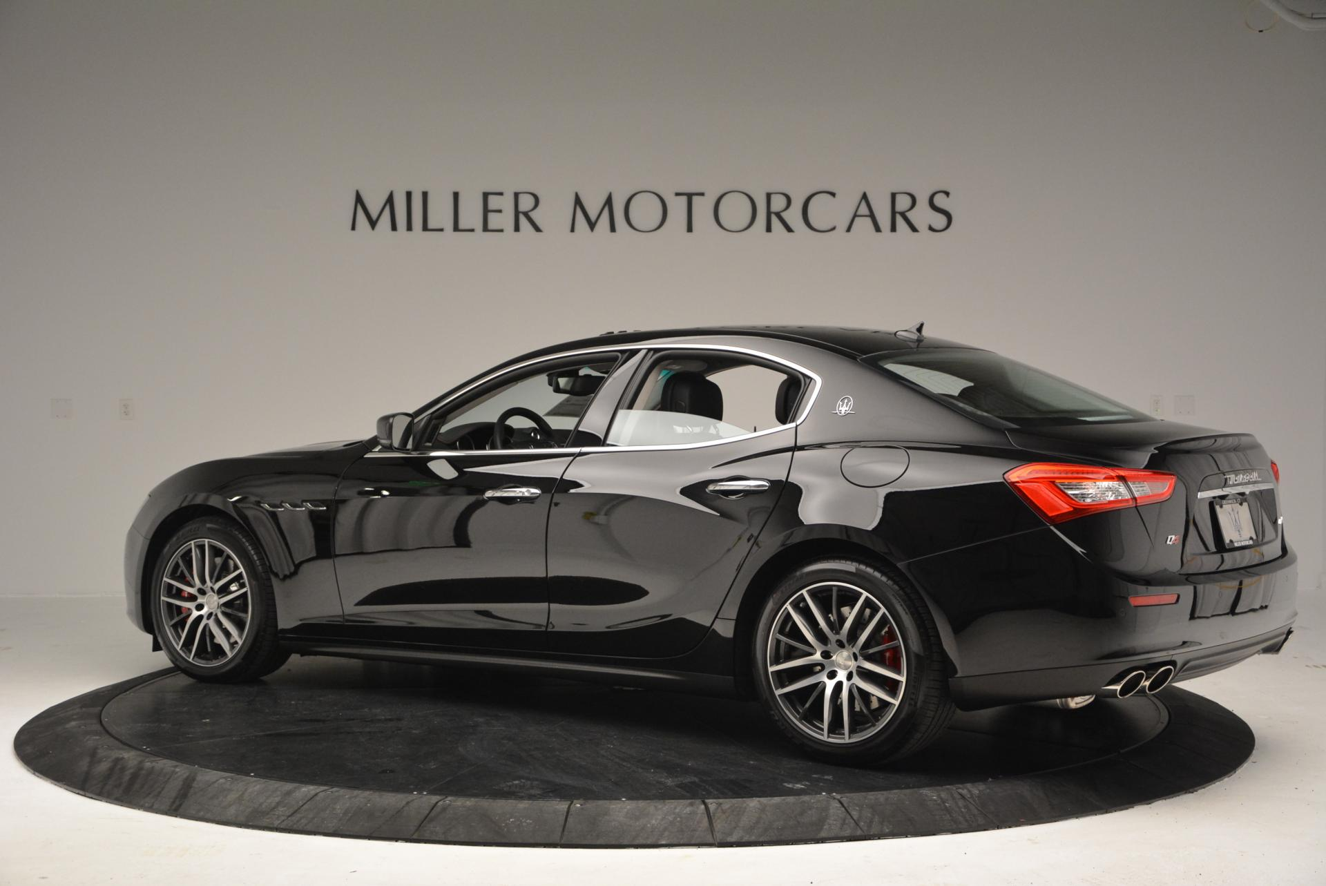 Used 2016 Maserati Ghibli S Q4 For Sale In Westport, CT 59_p4
