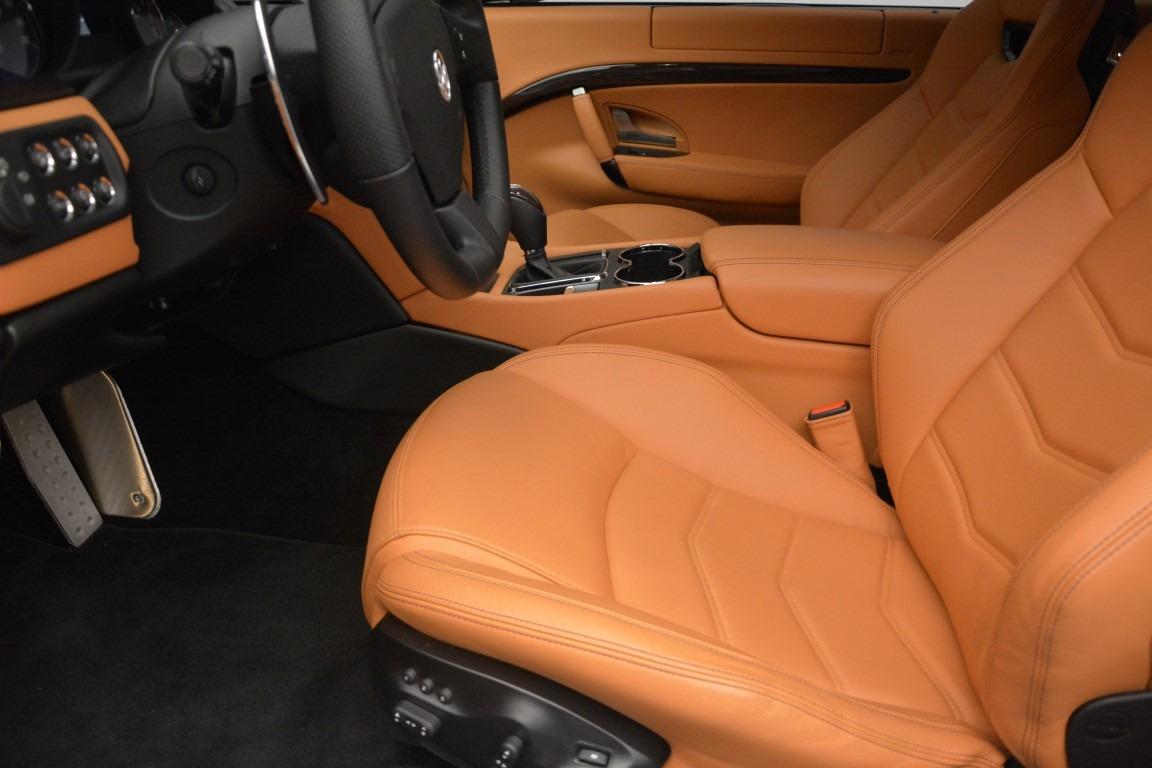 New 2017 Maserati GranTurismo Sport For Sale In Westport, CT 590_p14
