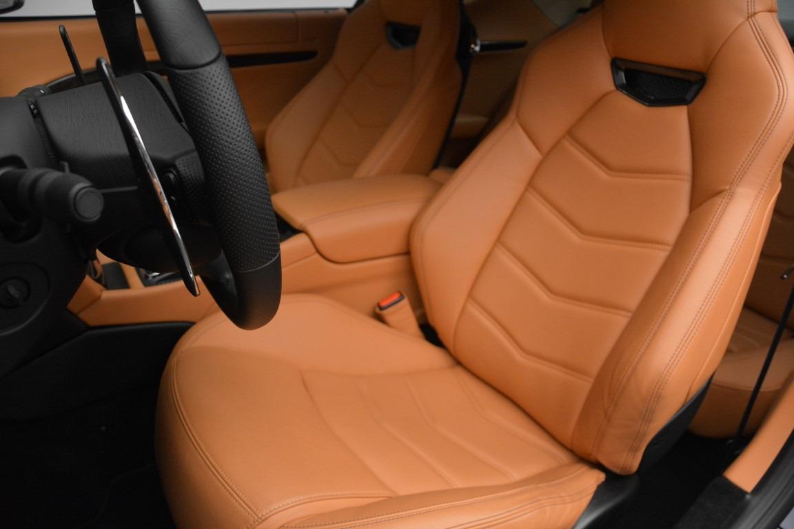 New 2017 Maserati GranTurismo Sport For Sale In Westport, CT 590_p15