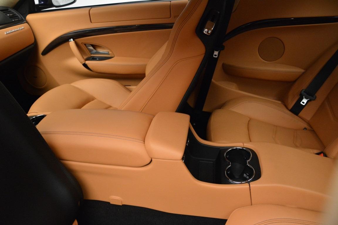 New 2017 Maserati GranTurismo Sport For Sale In Westport, CT 590_p17