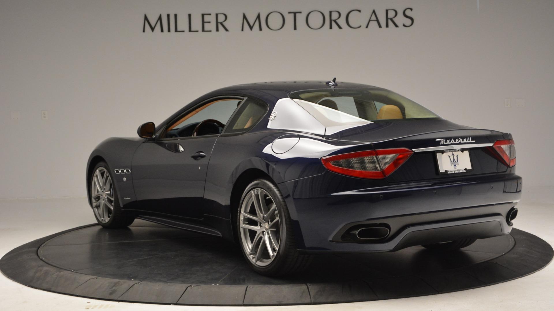 New 2017 Maserati GranTurismo Sport For Sale In Westport, CT 590_p5