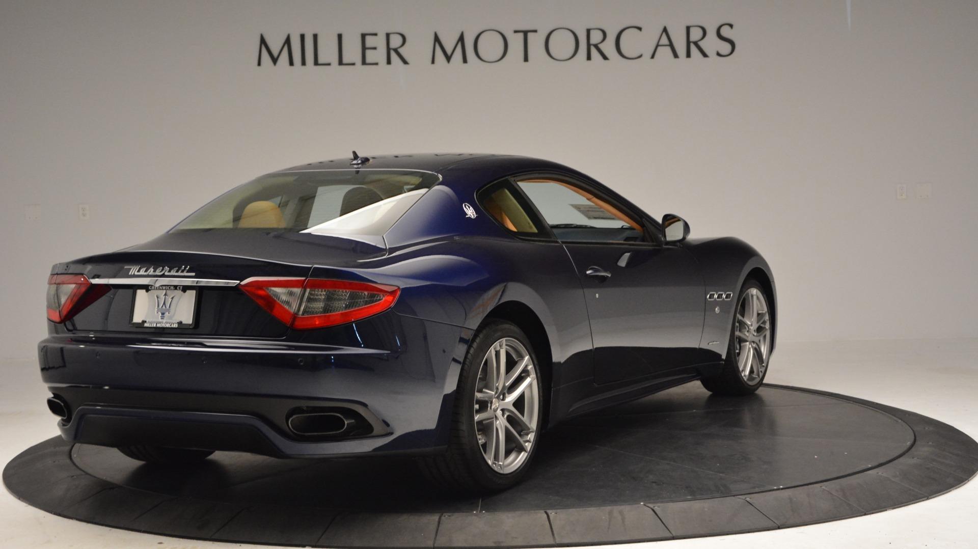New 2017 Maserati GranTurismo Sport For Sale In Westport, CT 590_p7
