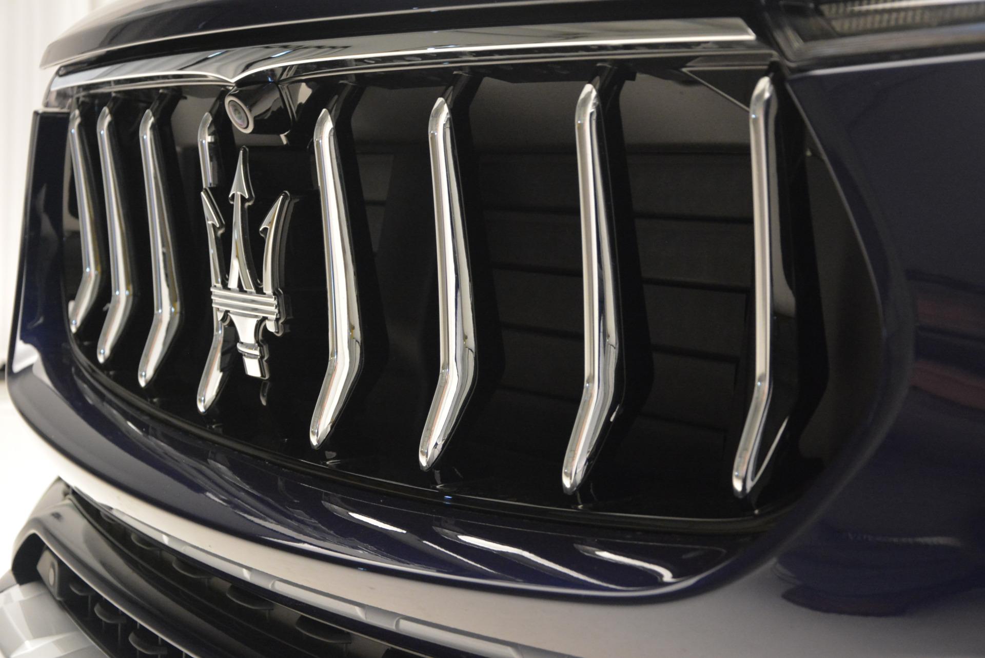 New 2017 Maserati Levante S For Sale In Westport, CT 591_p16