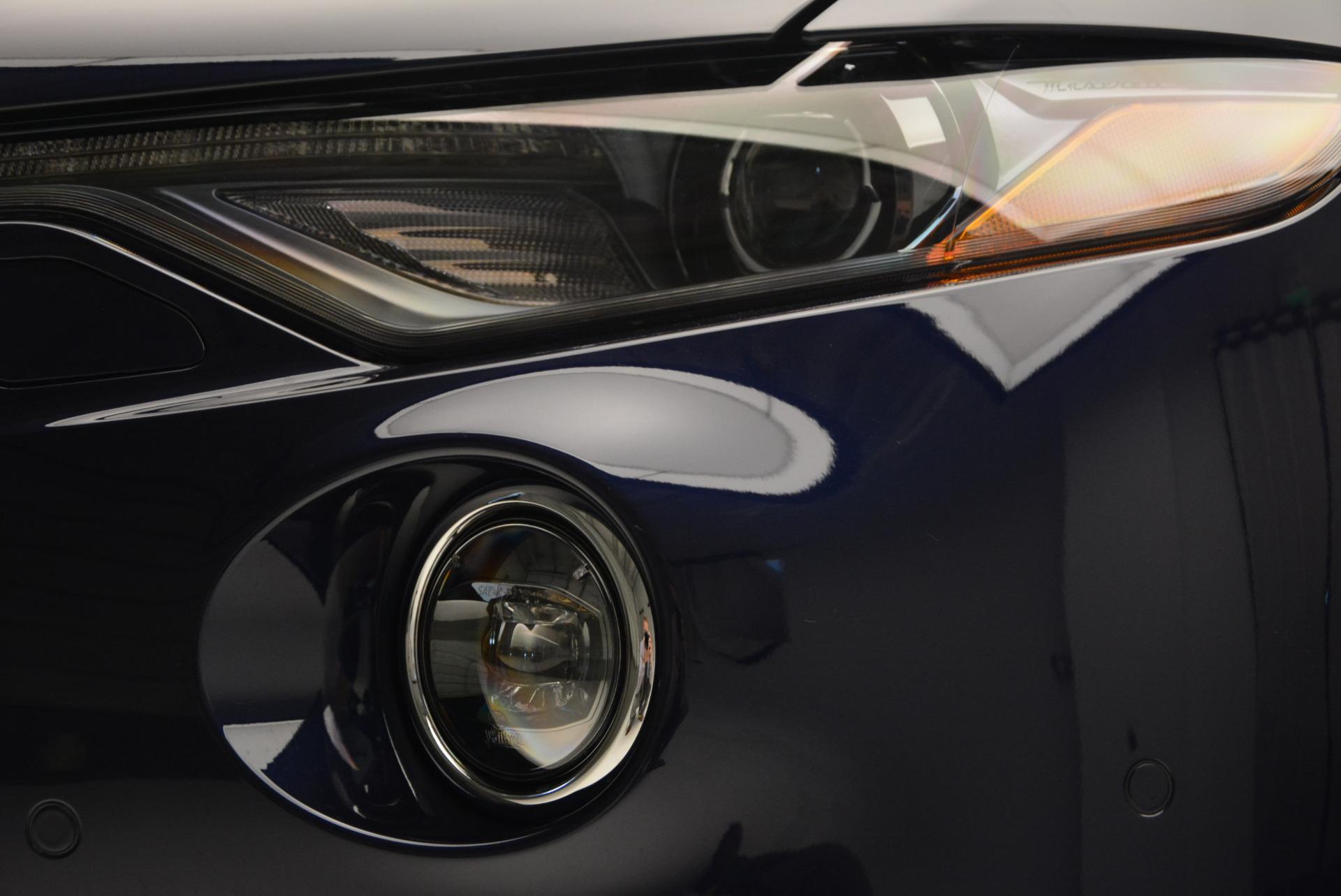 New 2017 Maserati Levante S For Sale In Westport, CT 591_p17