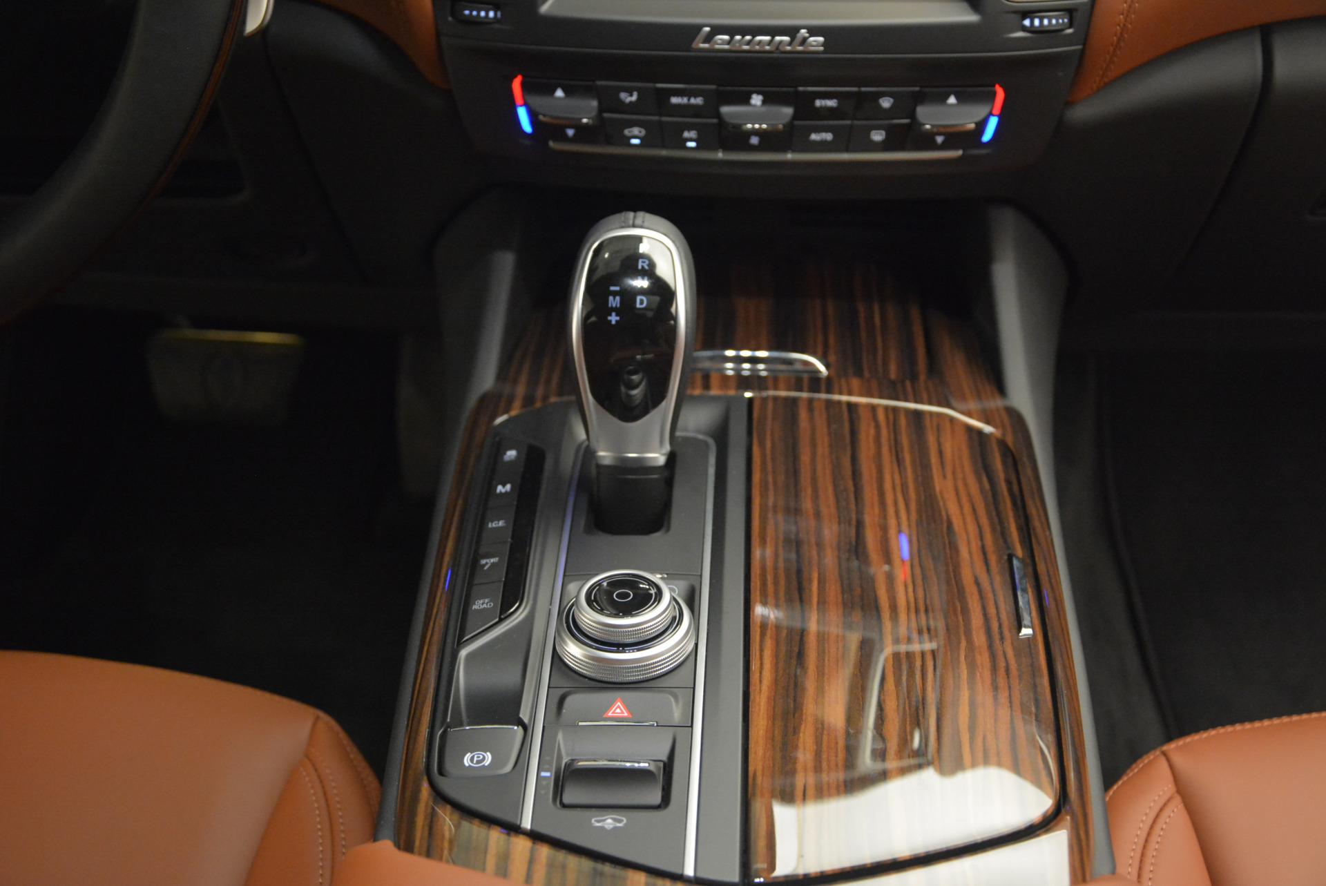 New 2017 Maserati Levante S For Sale In Westport, CT 591_p36