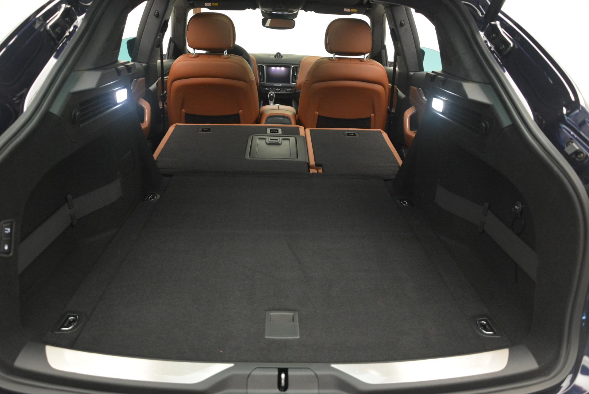 New 2017 Maserati Levante S For Sale In Westport, CT 591_p40